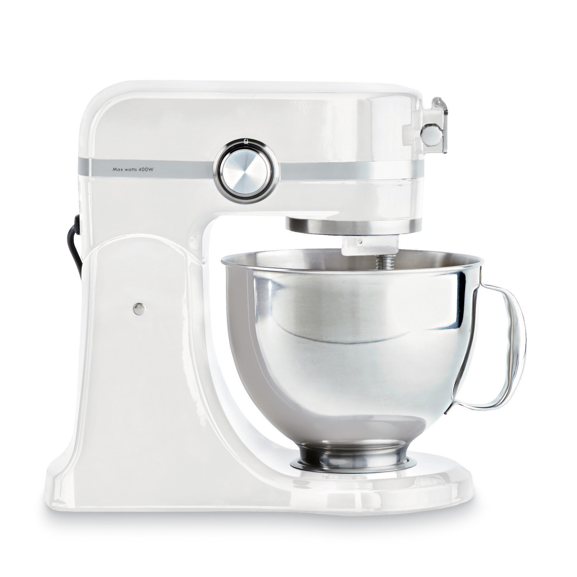 Kenmore Elite 5 Qt. 400 Watt White Stand Mixer with Extra 3 Qt. Bowl