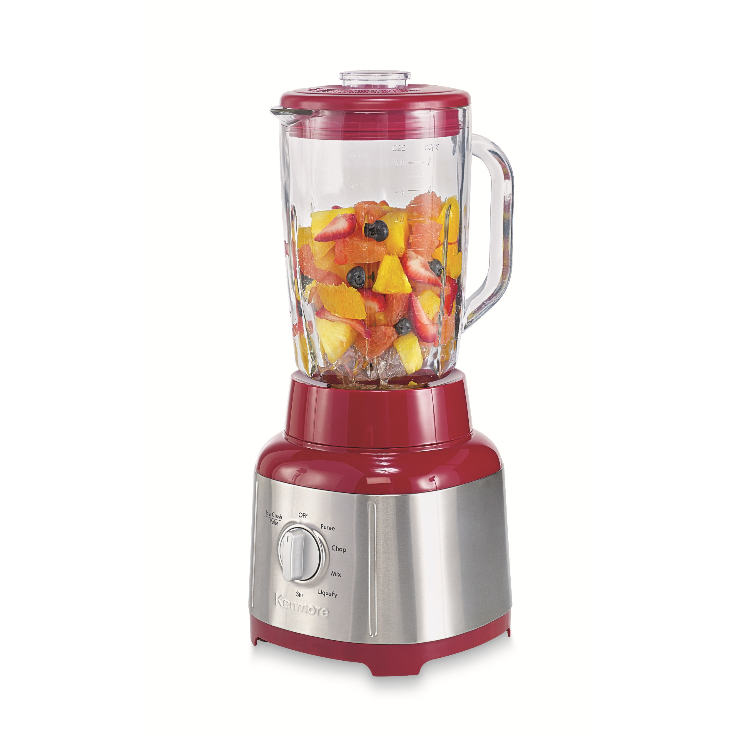 Kenmore Red 6-Speed Blender
