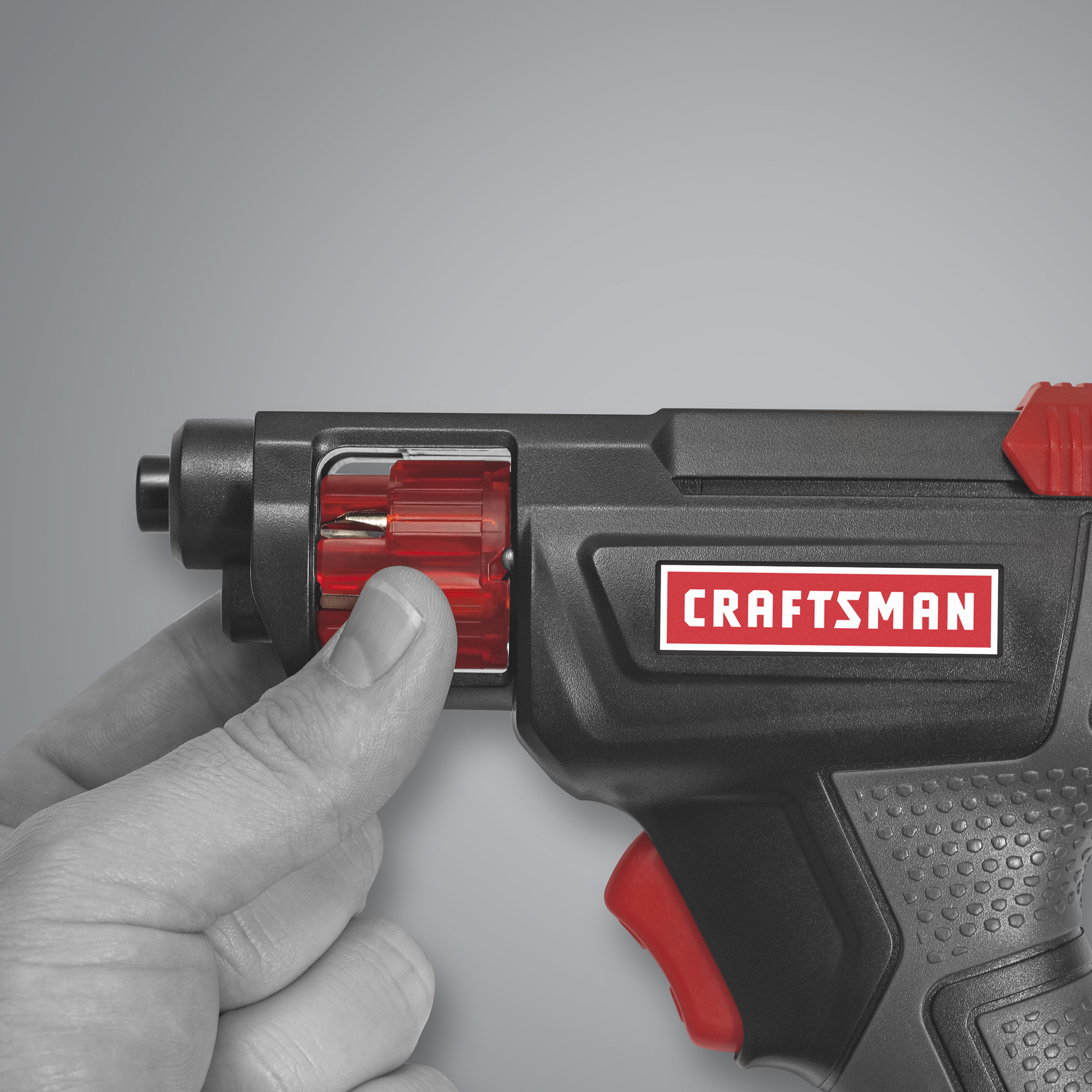 Craftsman 4V Slide Screwdriver