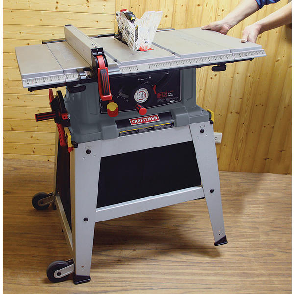 Craftsman 218073 10 table saw with laser trac 21807 for 10 in table saw craftsman