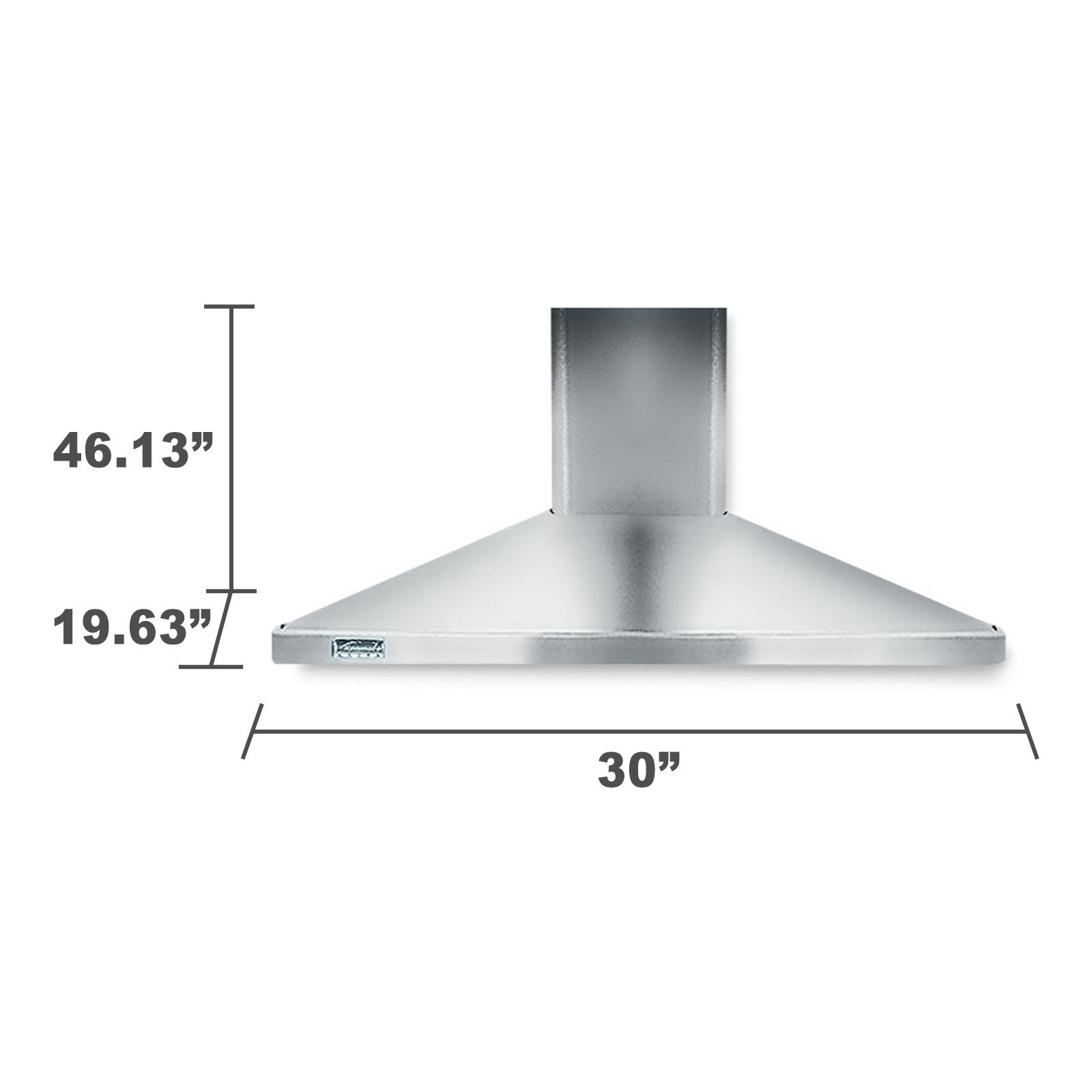 "Kenmore Elite 52303 30"" Italian-Design Wall-Mounted Range Hood"