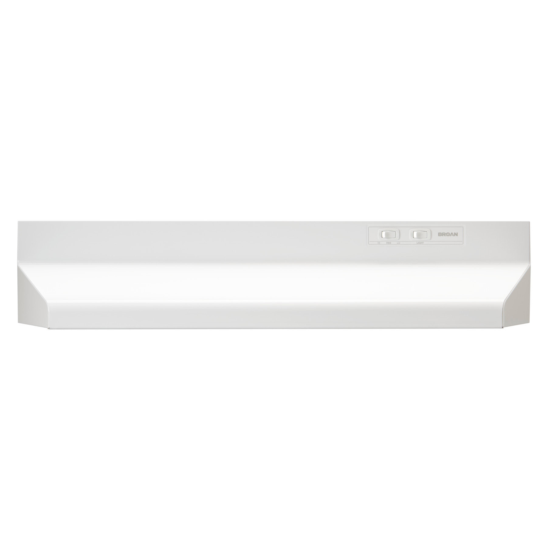 "Broan 403001 30"" Ducted Range Hood - White"