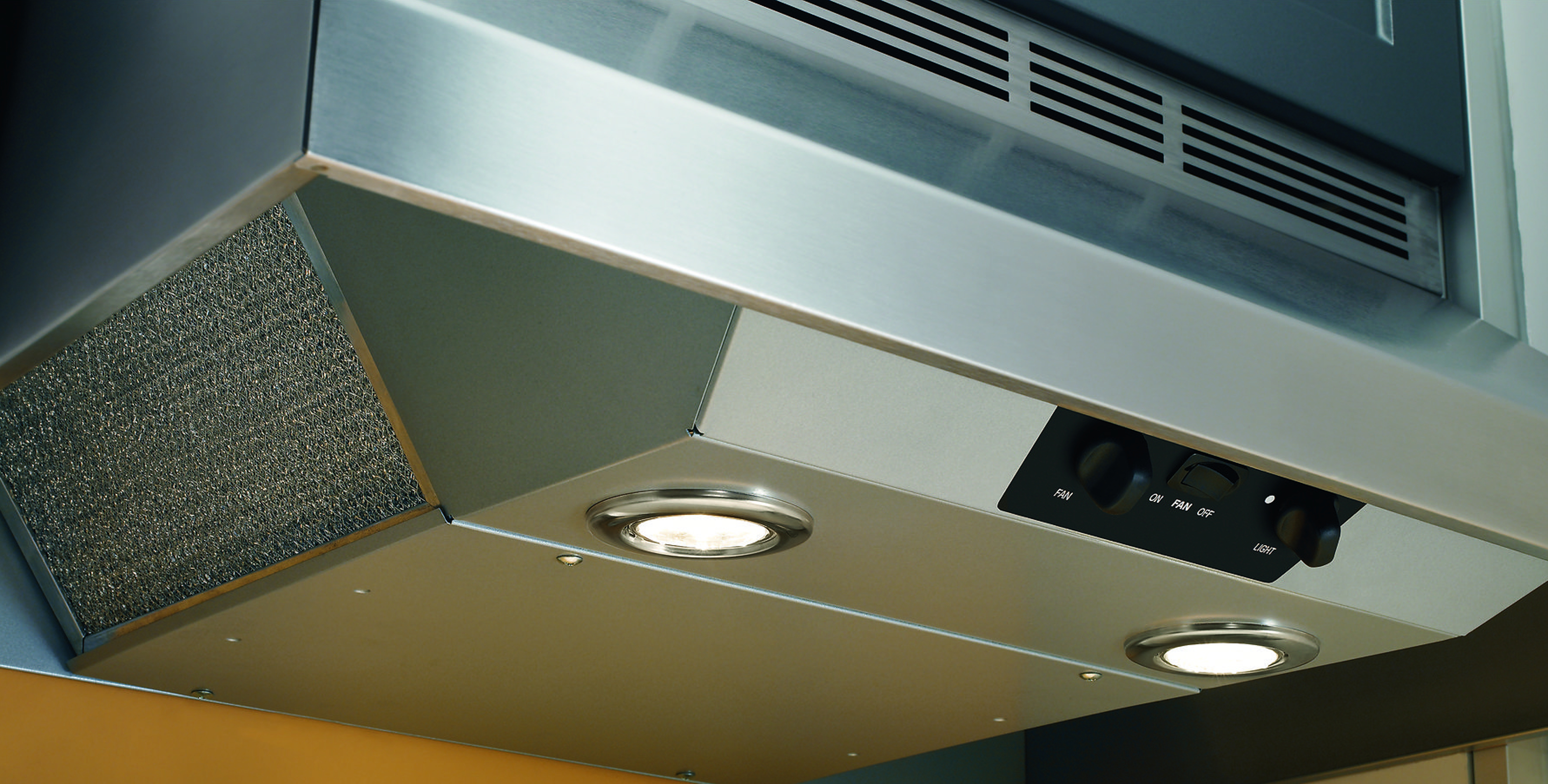"""Broan NDK35830SS 30"""" Non-Ducted Recirculating Kit for Range Hood, Stainless Steel"""