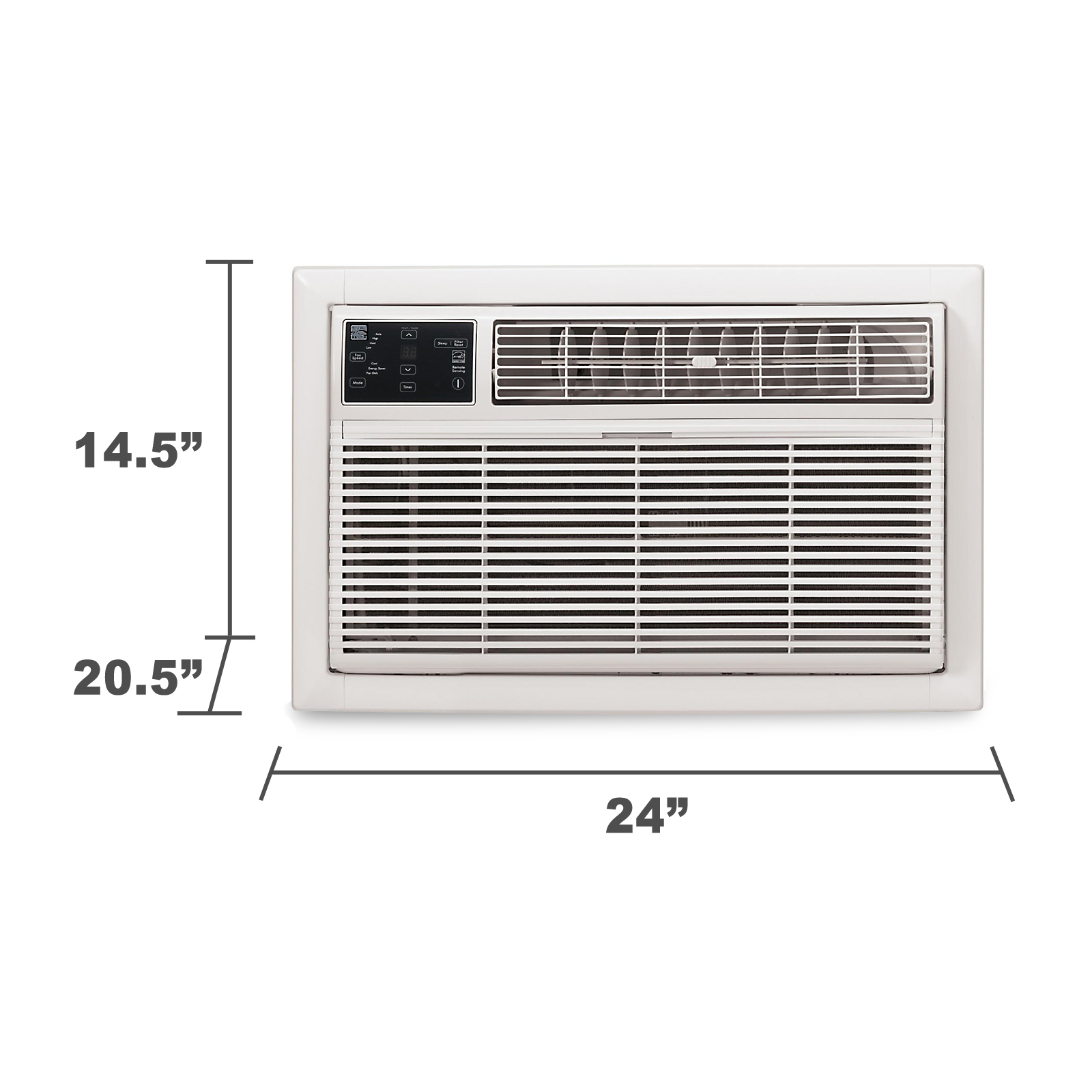 Kenmore Elite 76135 12 000 BTU 220V Through-the-Wall Air Conditioner