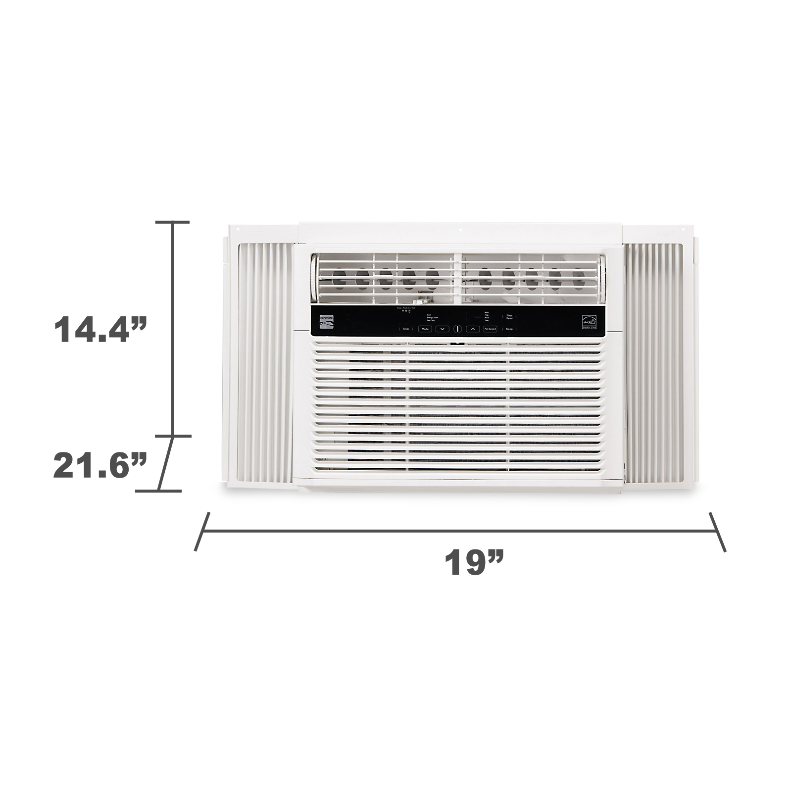 Kenmore 12 000 BTU Multi-Room Air Conditioner