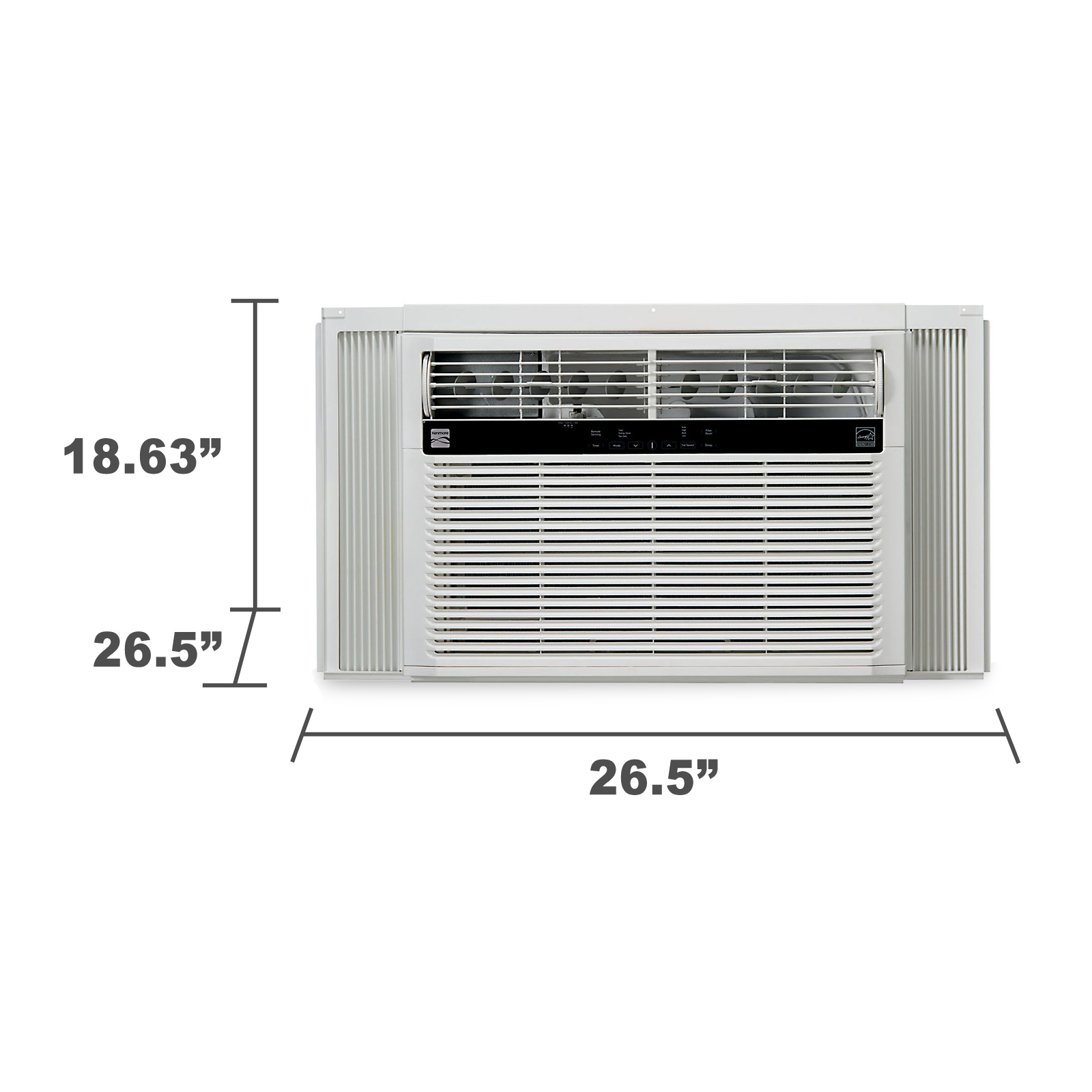 Kenmore 25 000 BTU Room Air Conditioner