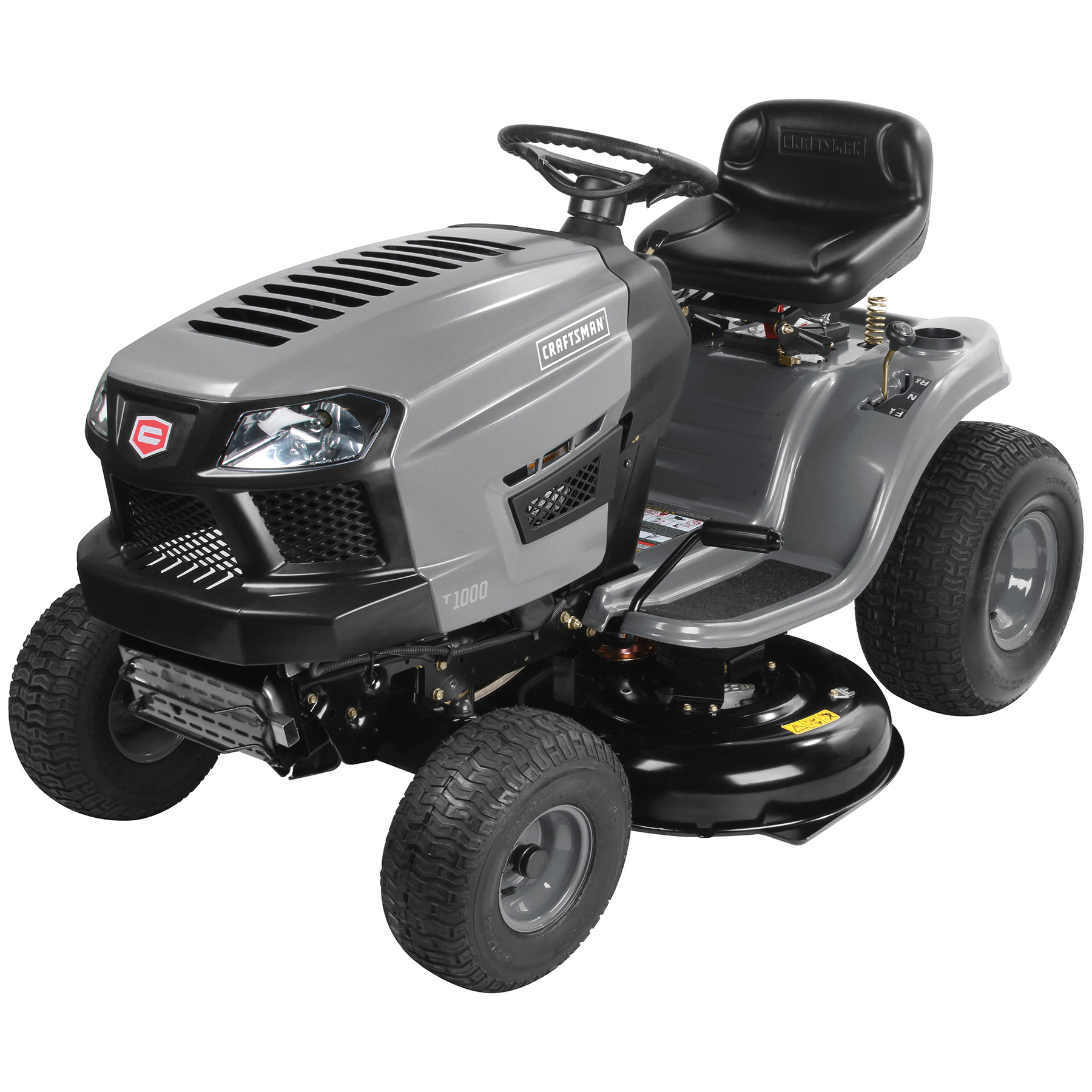 "Craftsman 42"" 7-Speed 420cc Riding Mower"