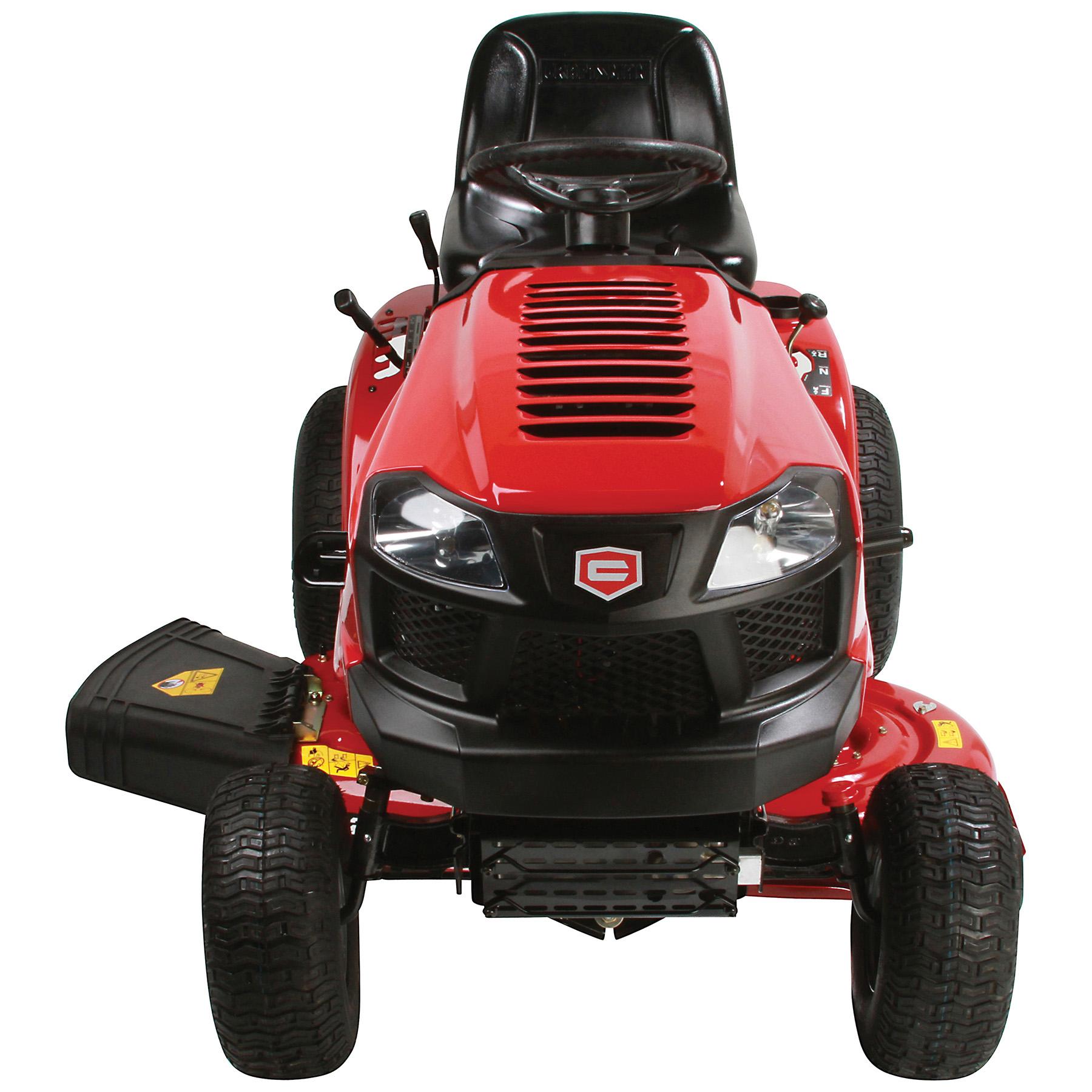 "Craftsman 42"" Auto 20 HP V-Twin Kohler Riding Mower"