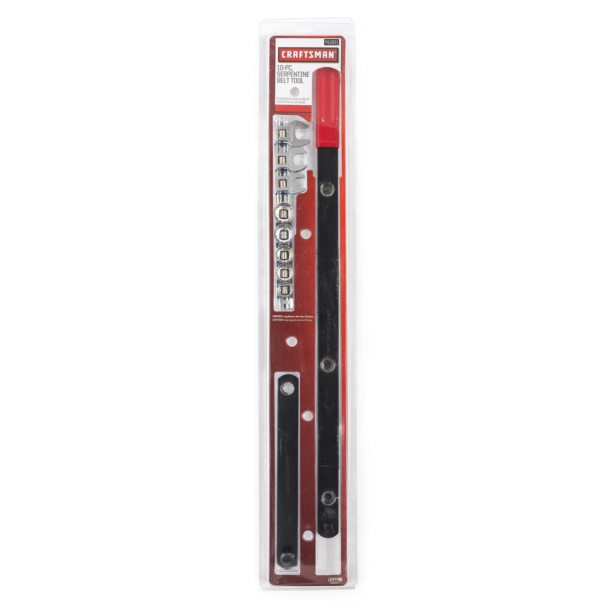Craftsman Serpentine Belt Tool