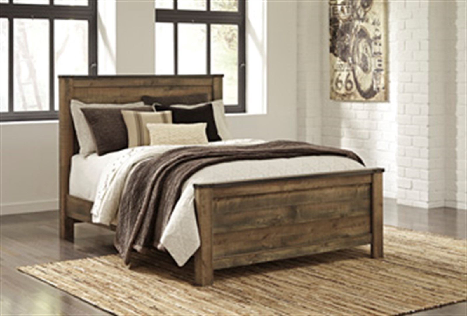 Twinell Queen Bed