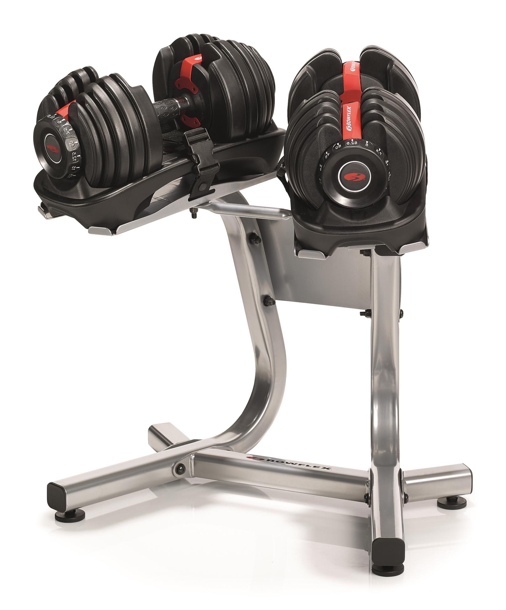 Bowflex SelectTech 552 Dumbbells with Workout DVD