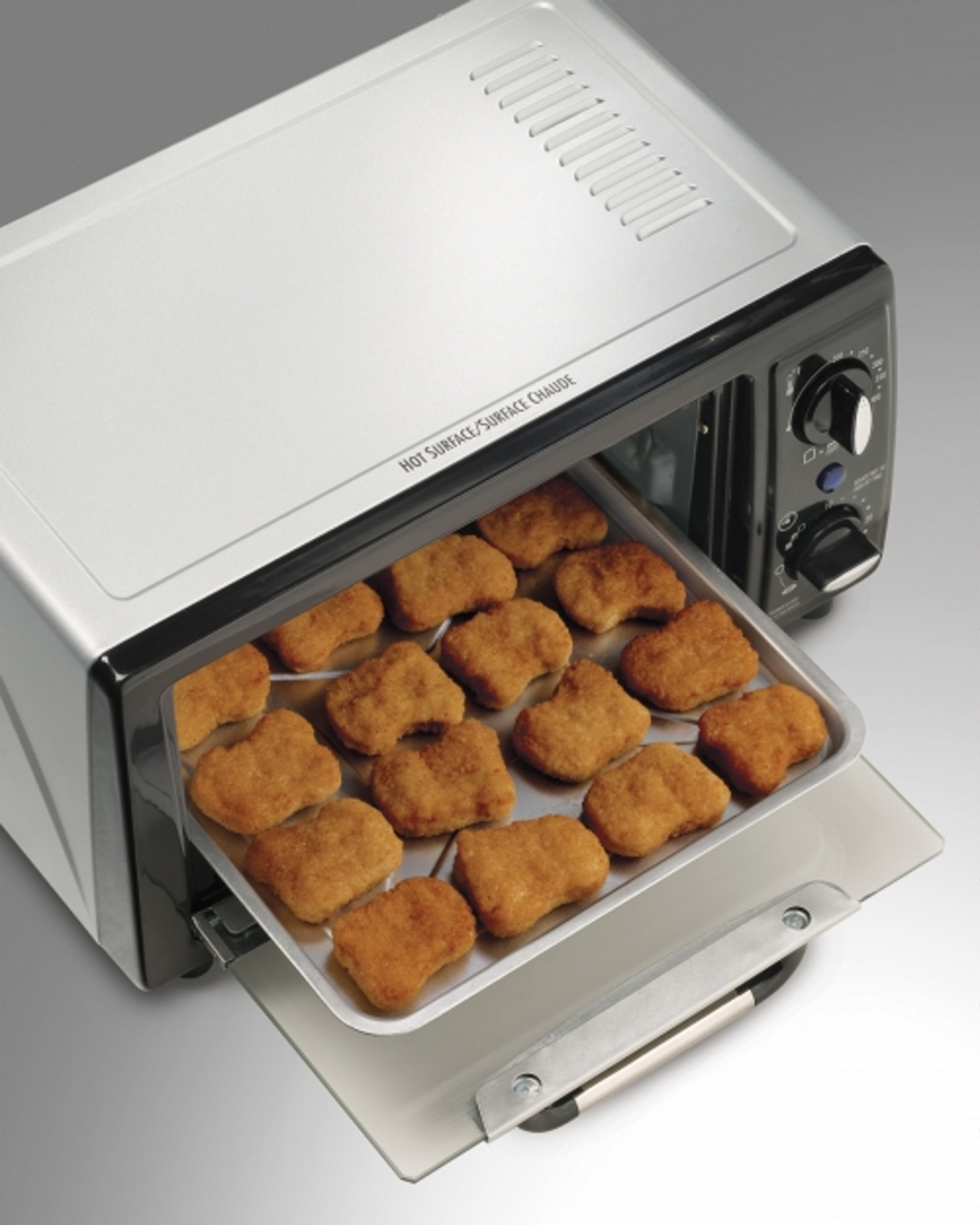Hamilton Beach 4 Slice Toaster Oven Broiler