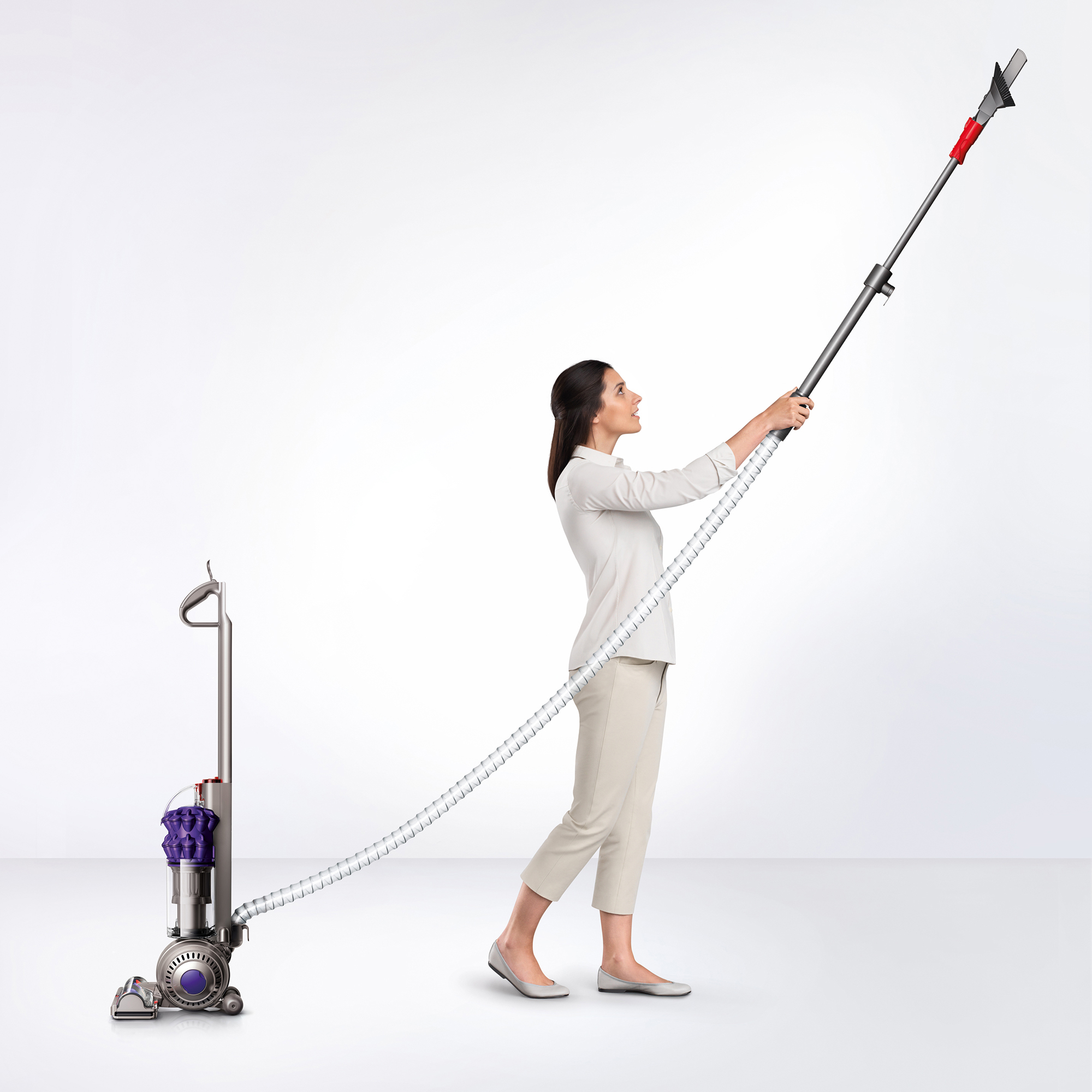 Dyson 24750-01 Ball Compact Animal Upright Vacuum