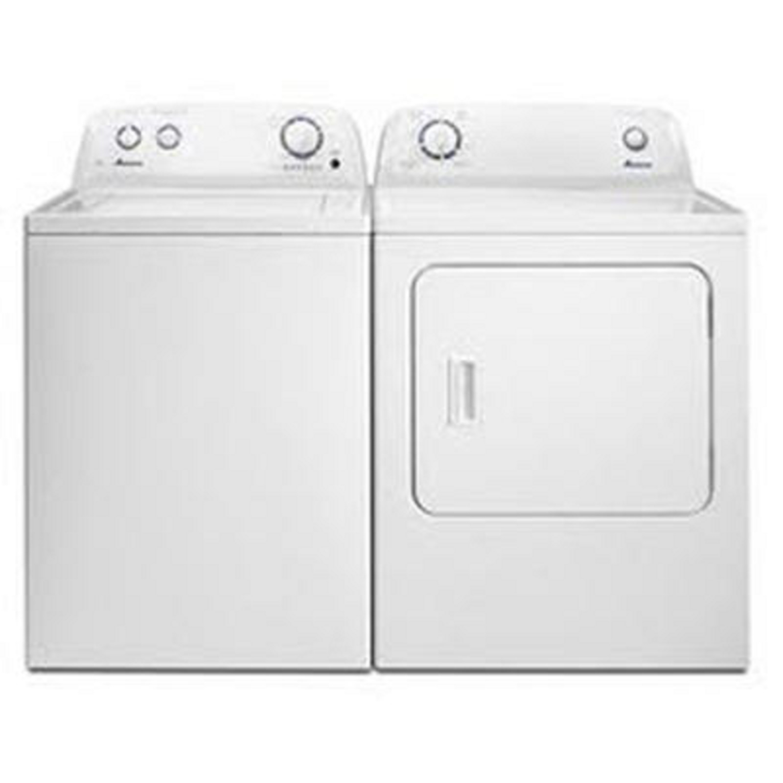 Amana Top Load Washer & Electric Dryer