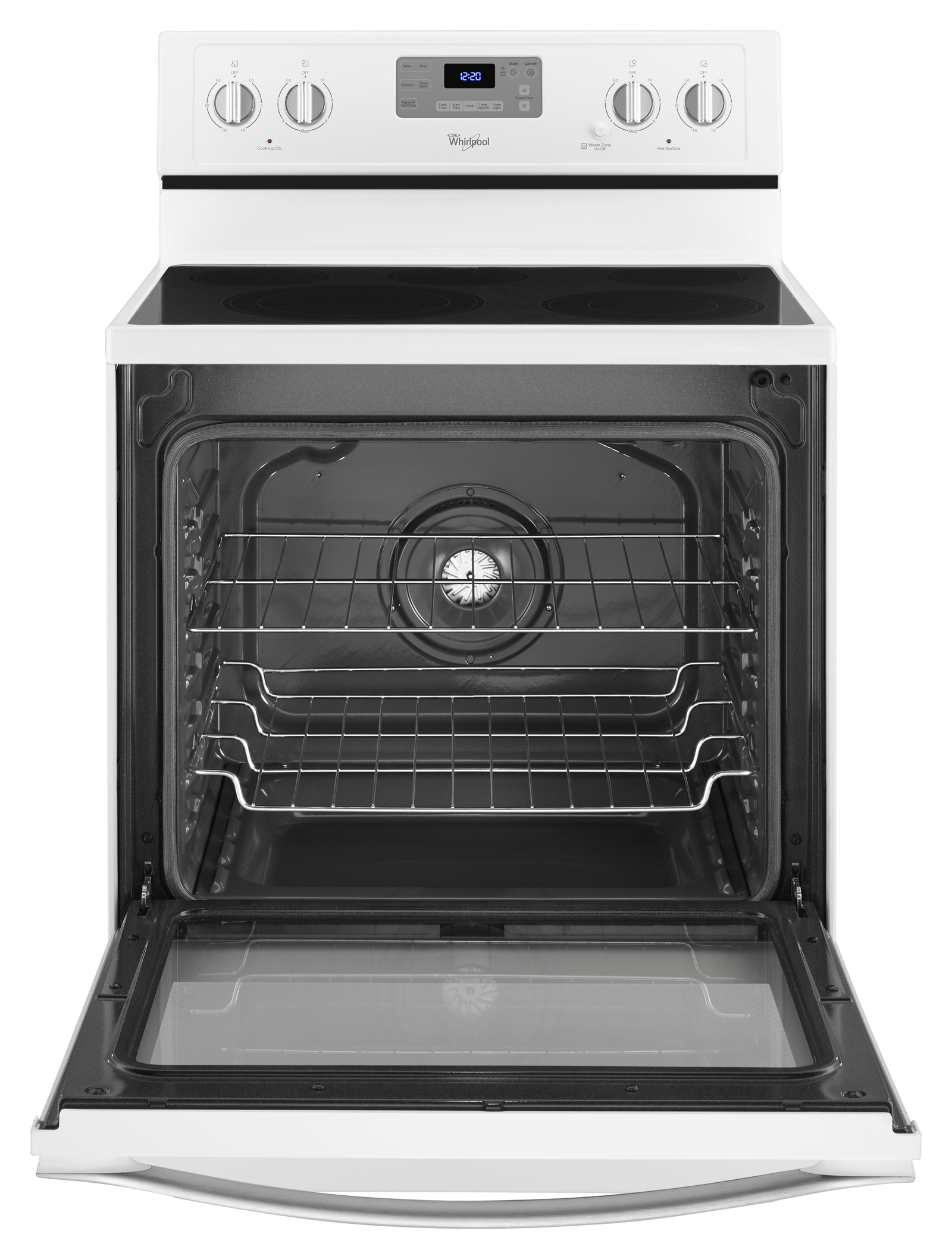 Whirlpool 6.4 cu. ft. Freestanding Electric Range - White