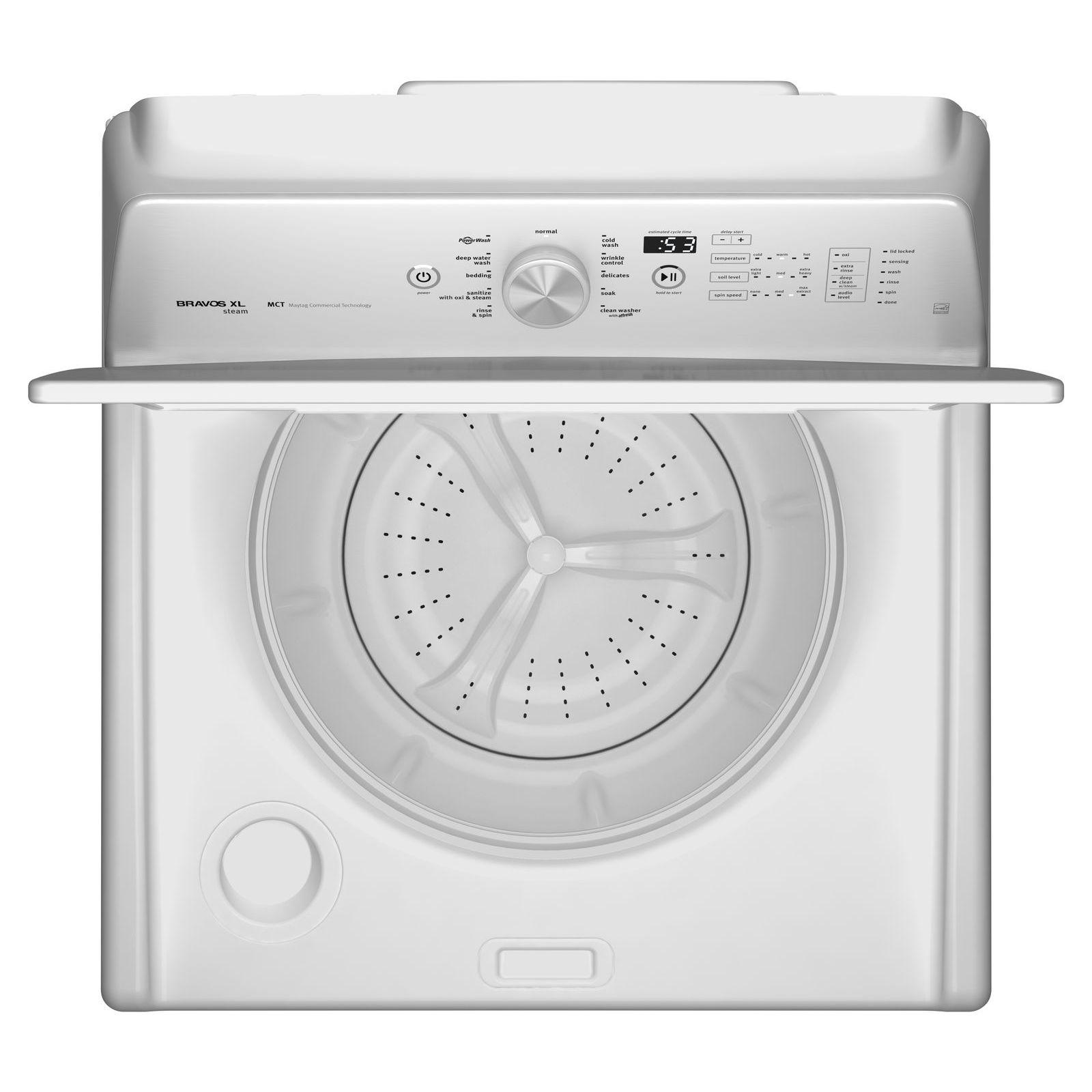 Maytag MVWB755DW 4.8 cu.ft. Top Load Washer - White