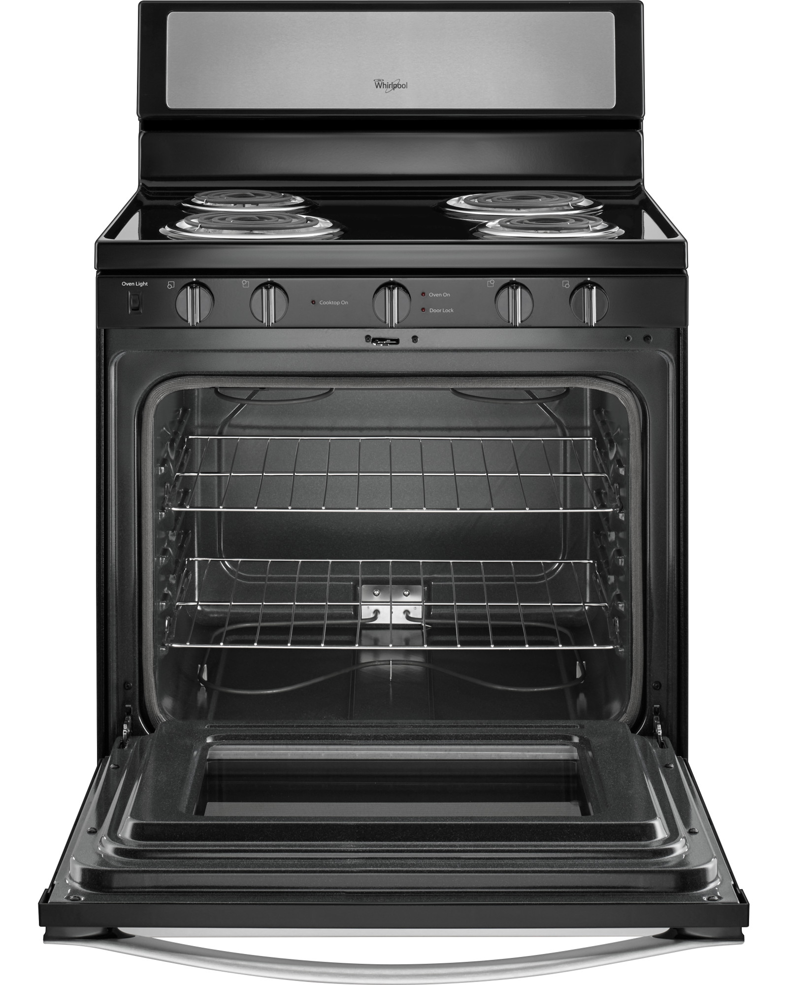 Whirlpool WFC340S0ES 4.8 cu. ft. Electric Range - Stainless Steel