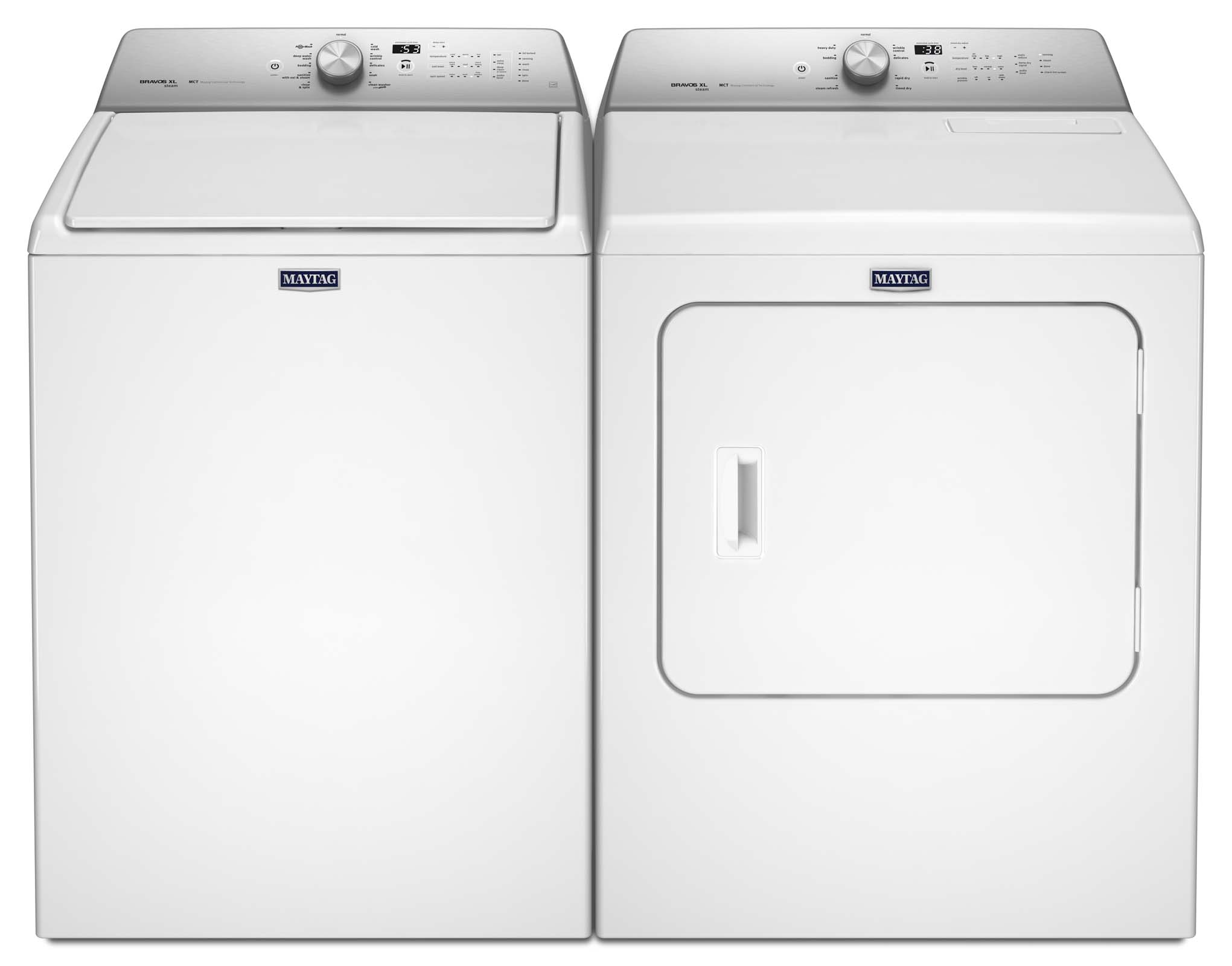 Maytag MEDB755DW 7.0 cu. ft. Electric Dryer - White
