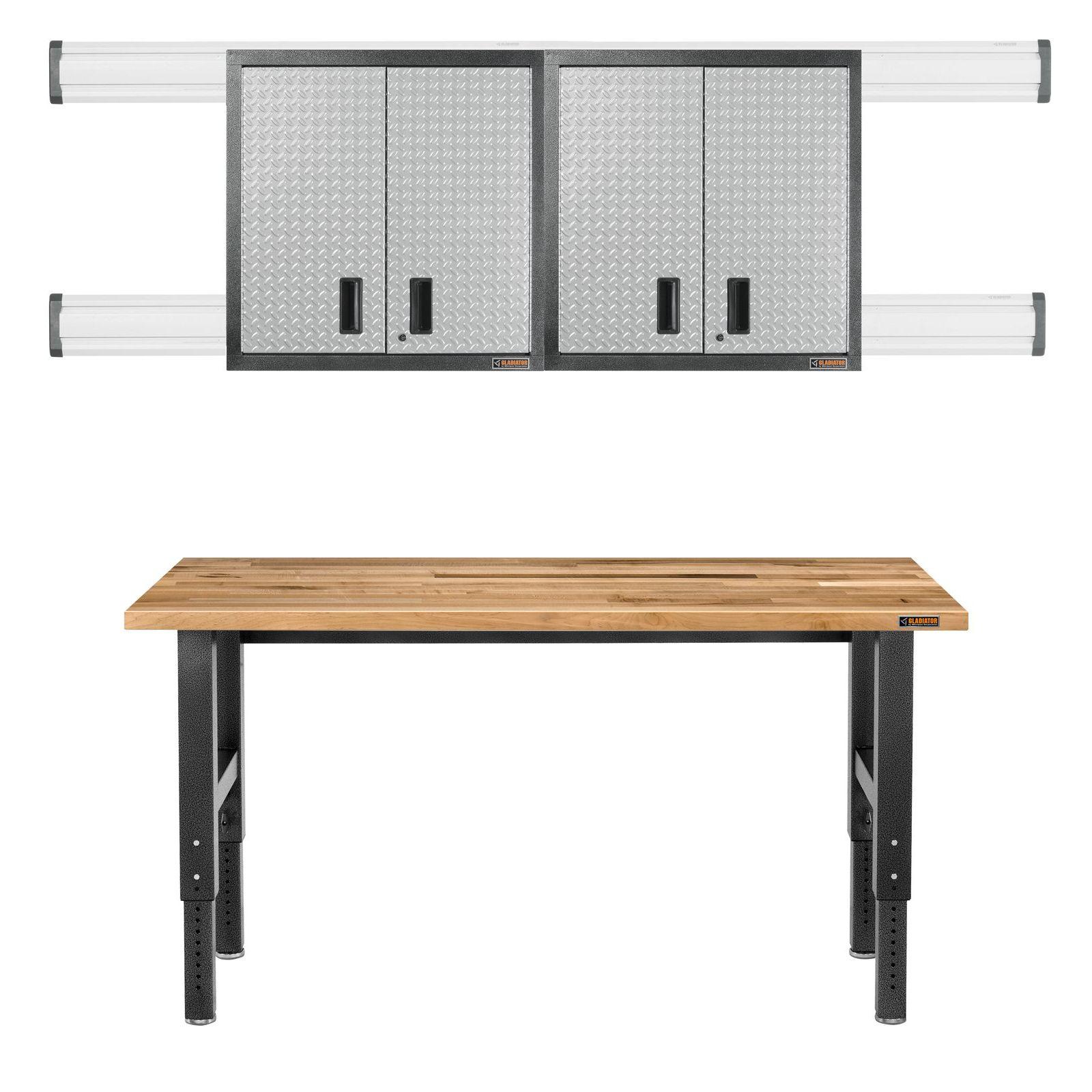 Premier 3-Piece Garage Storage System GAPK06P1DG