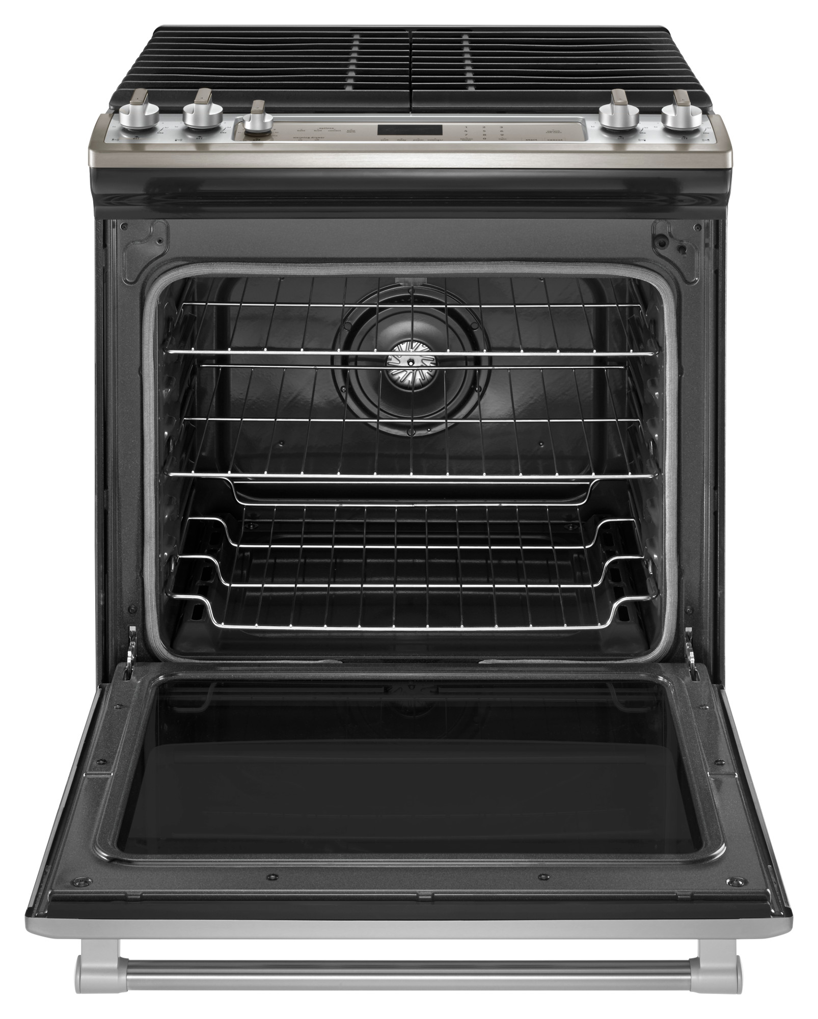 Maytag MGS8880DS 5.8 cu. ft. Slide-in Gas Range - Stainless Steel