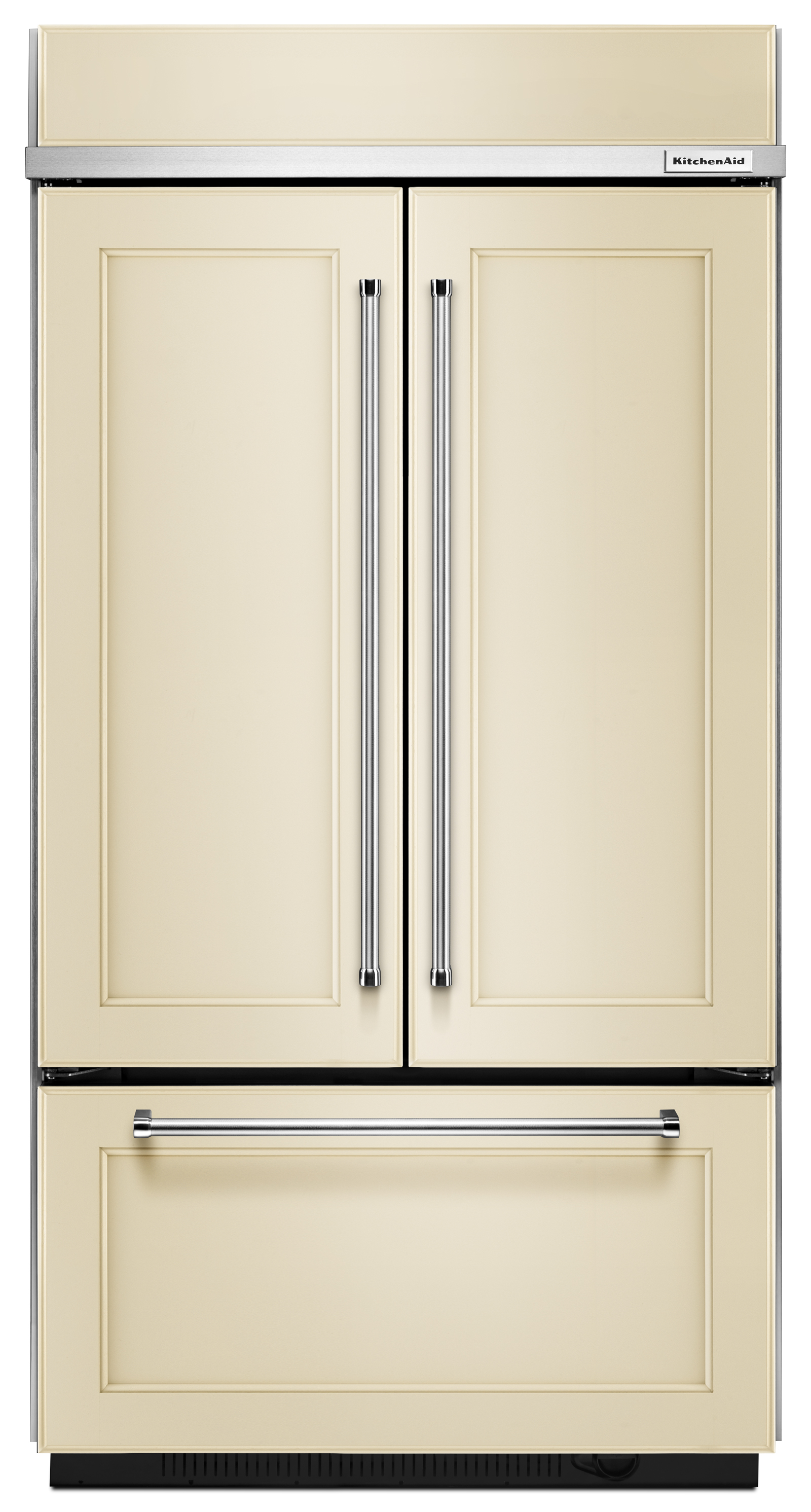 KitchenAid KBFN402EPA 24.2 cu. ft. Built-In French Door Refrigerator - Panel Ready