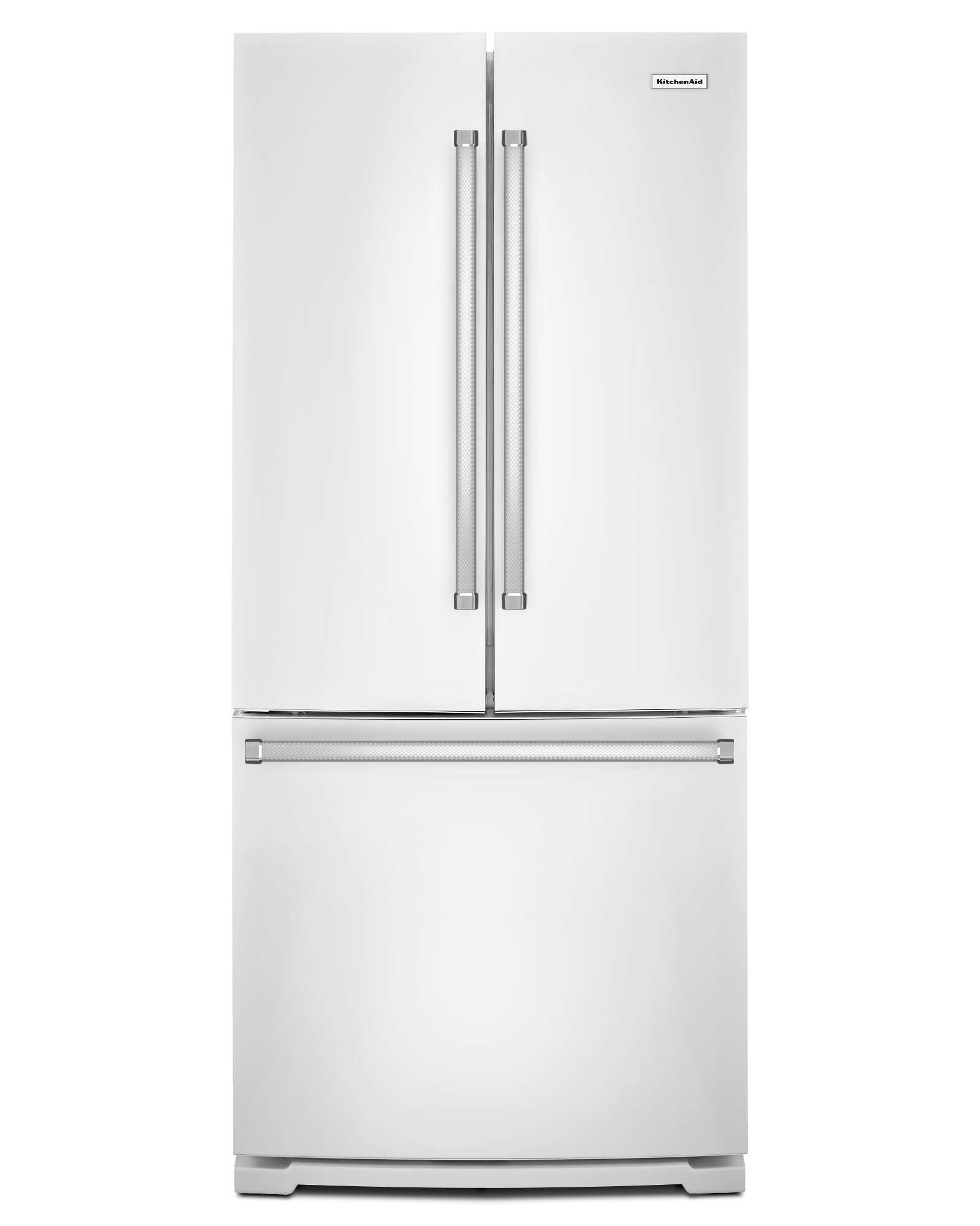 KitchenAid KRFF300EWH 20 cu. ft. French Door Refrigerator - White