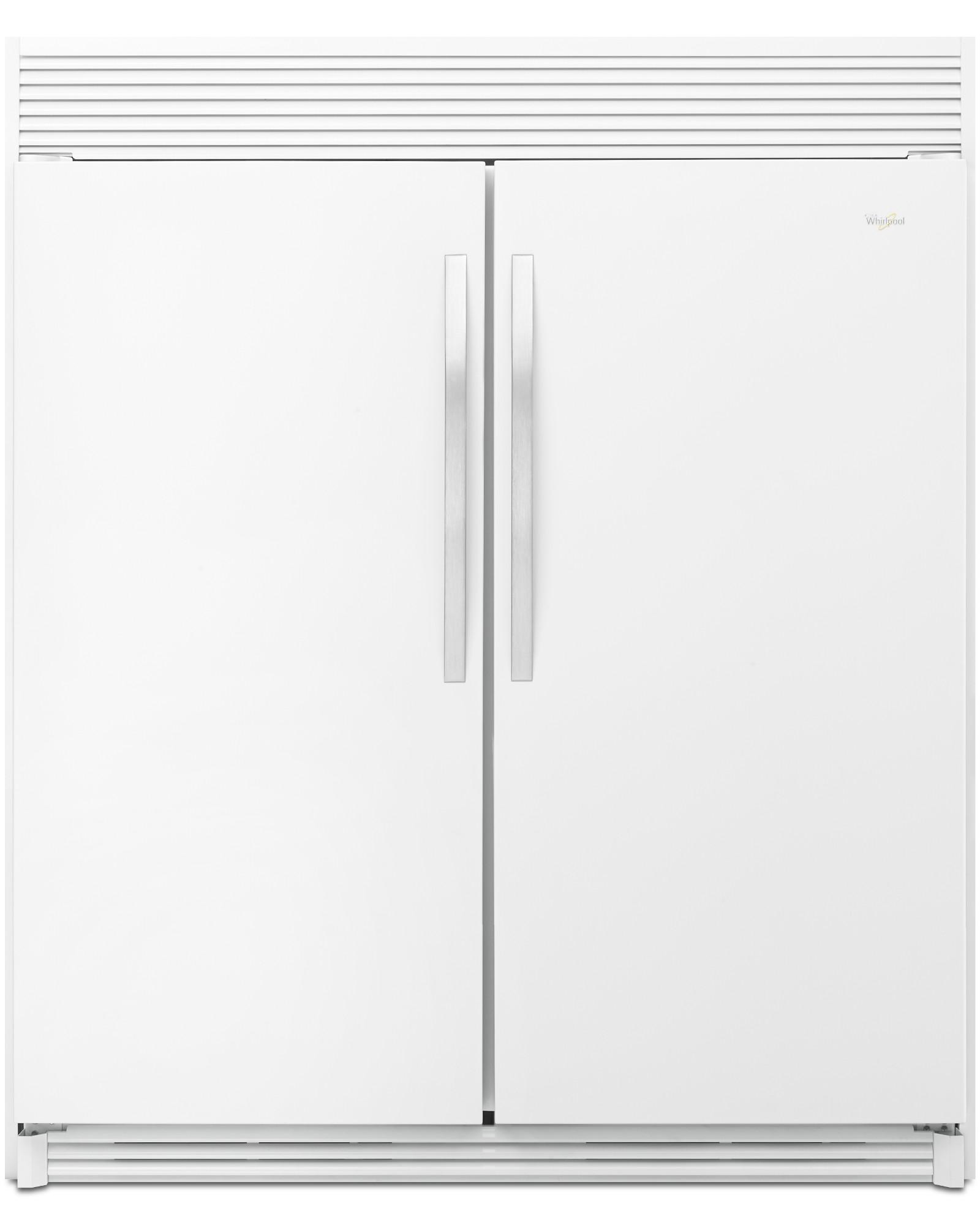 Whirlpool WSR57R18DH 18 cu. ft. SideKicks® Freezerless Refrigerator - - White