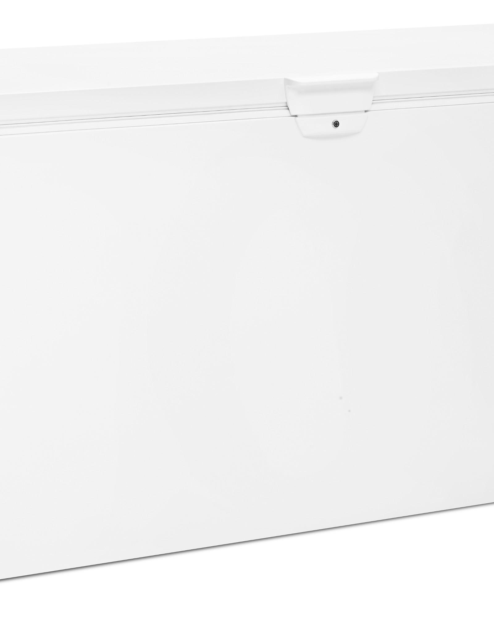 Whirlpool WZC3122DW 22 cu. ft. Chest Freezer - White