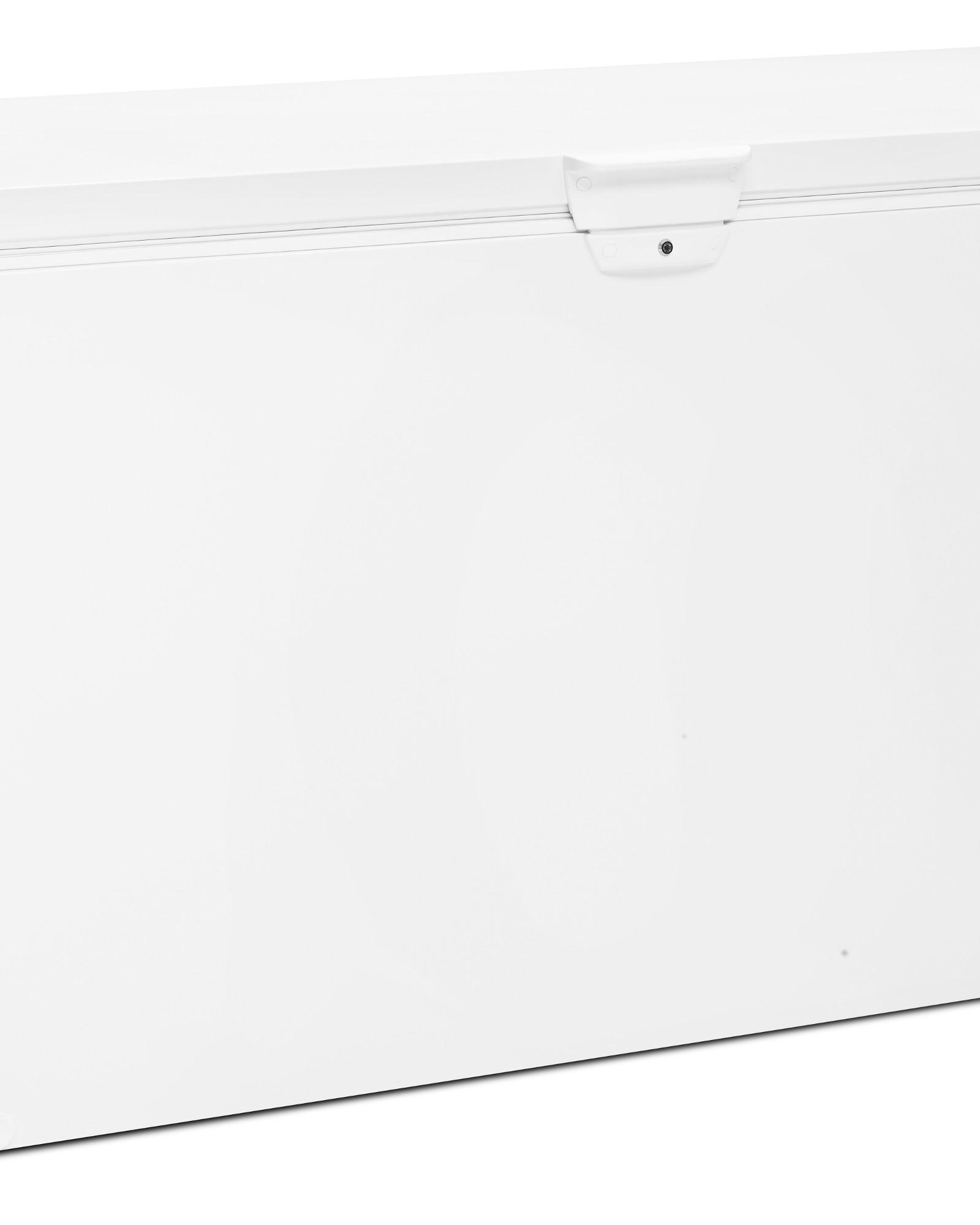 Whirlpool WZC5422DW 22 cu. ft. Chest Freezer - White