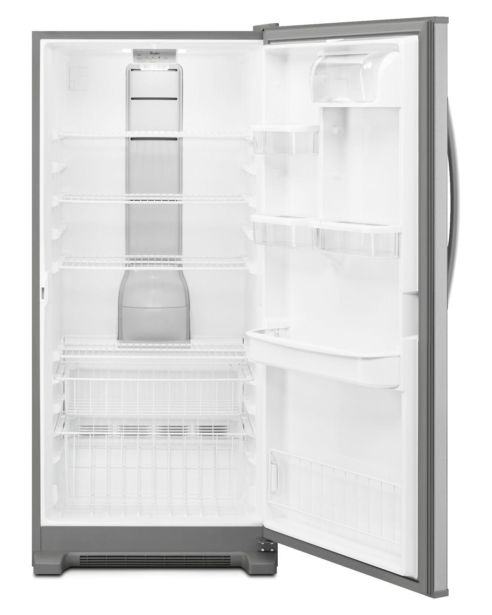 Whirlpool WZF79R18DM 18 cu. ft. Upright Freezer - Grey