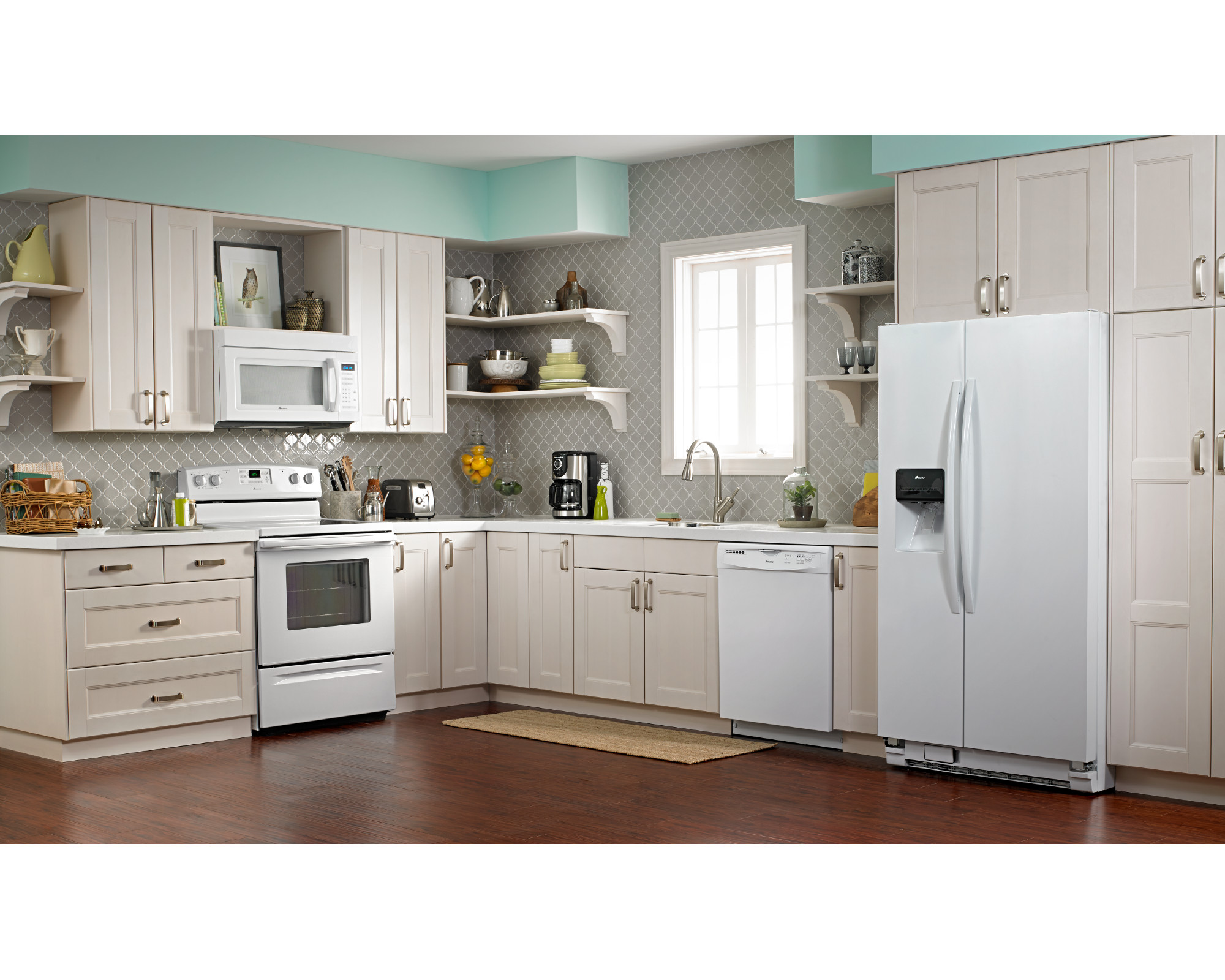 Amana 4.8 cu. ft. Self-Cleaning Electric Range - White