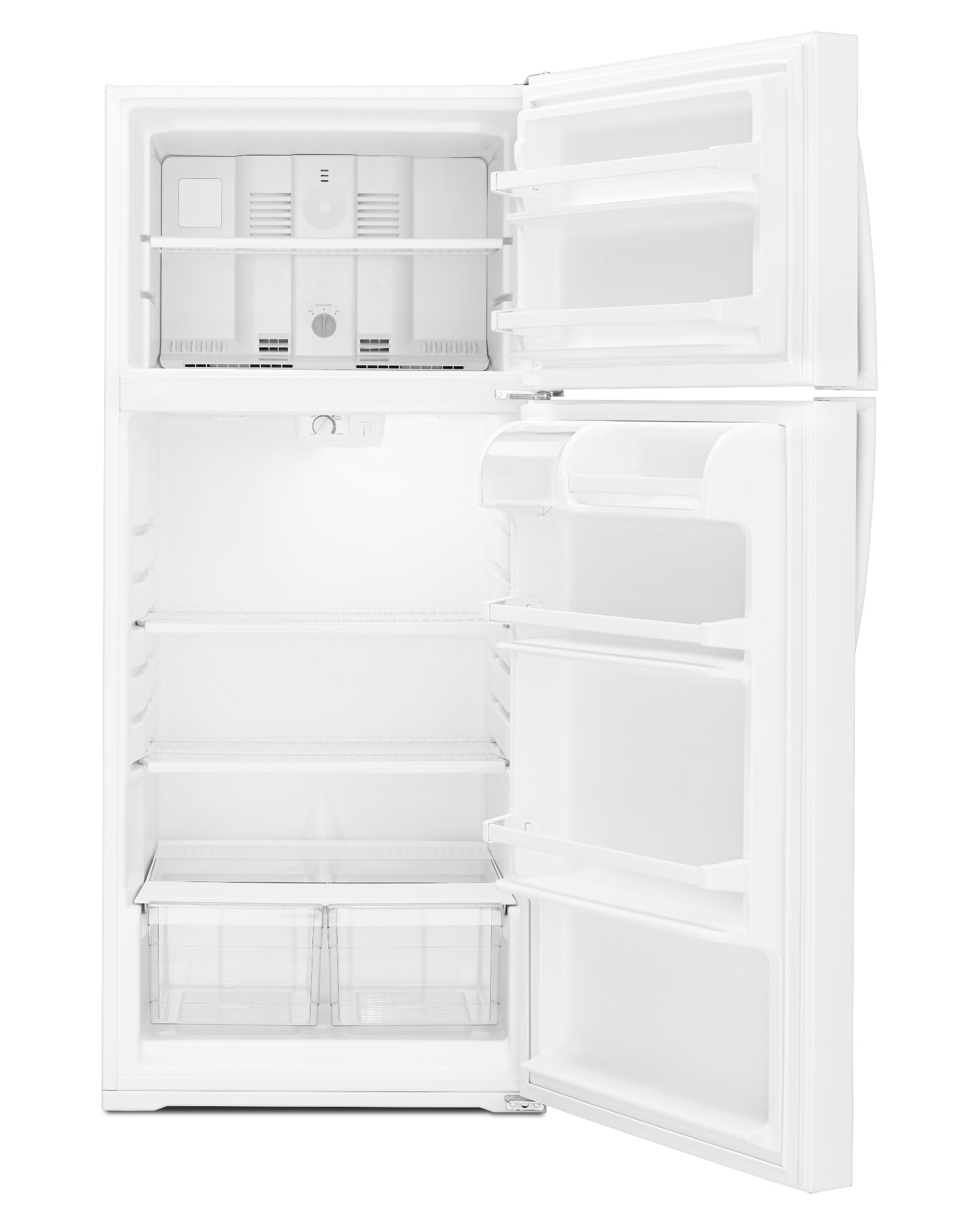 Whirlpool 14.3 cu. ft. Top Freezer Refrigerator - White