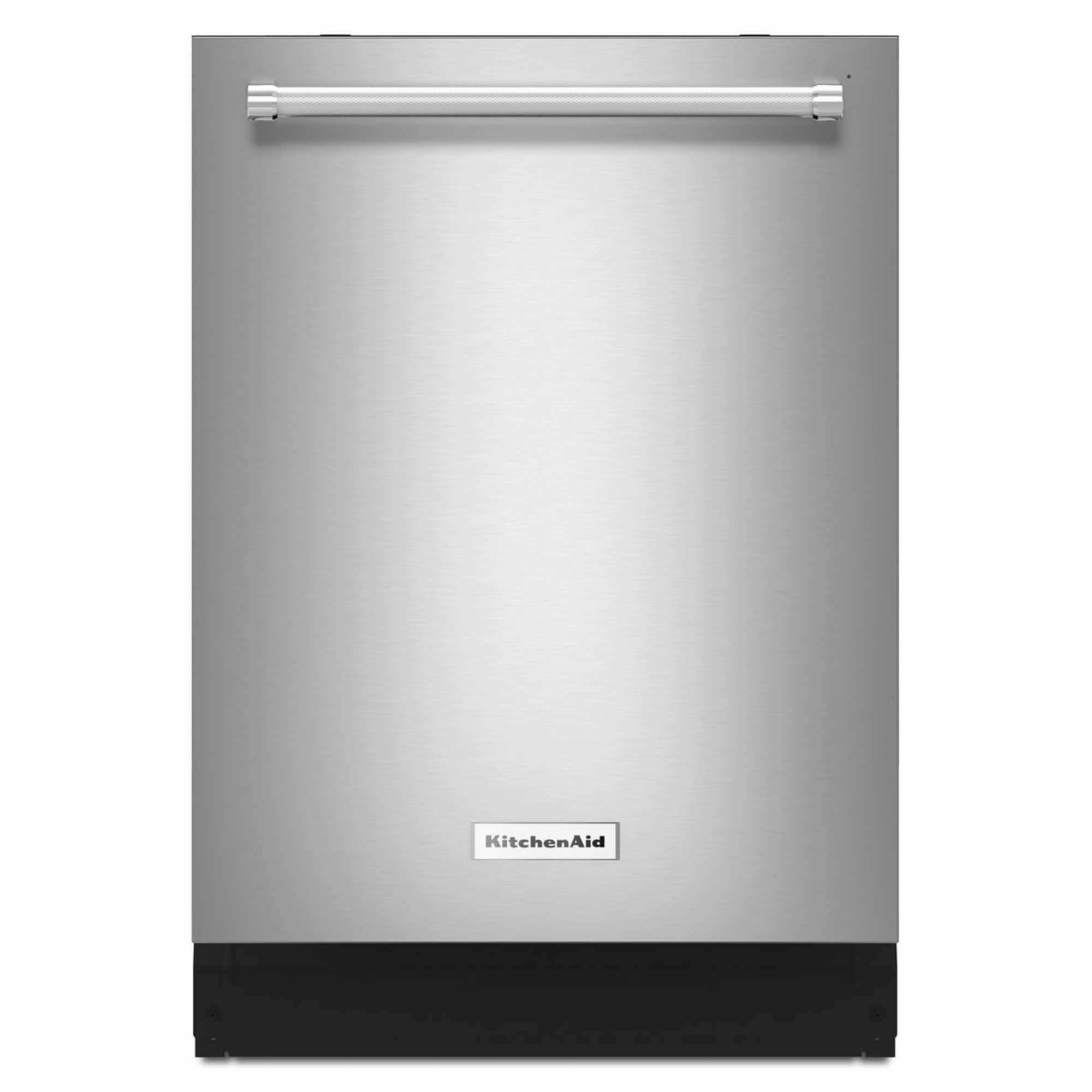 KitchenAid KDTE104ESS 24 Top Control Built-In Dishwasher - Stainless Steel