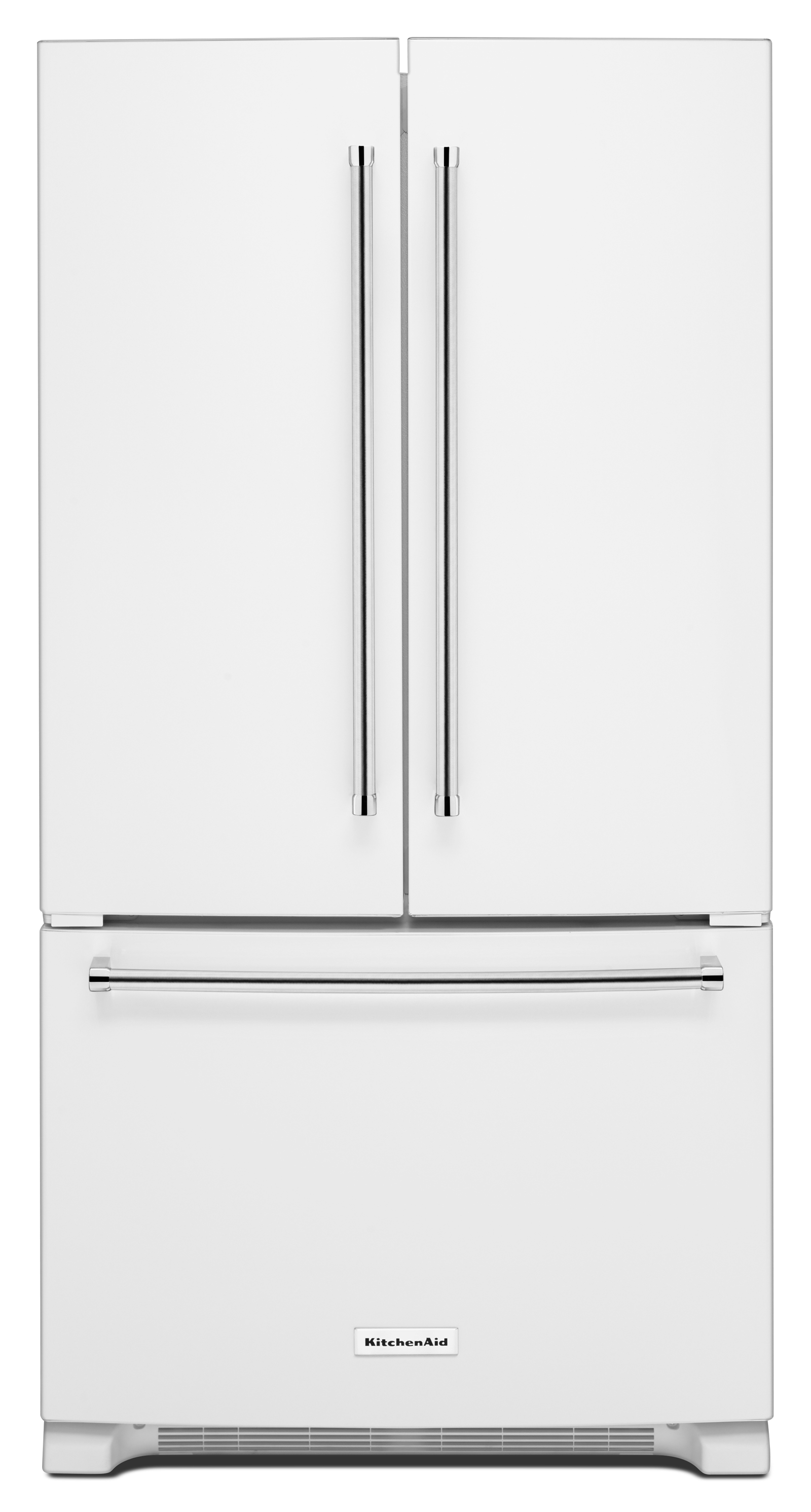 KitchenAid KRFF305EWH 25 cu. ft. French Door Refrigerator - White