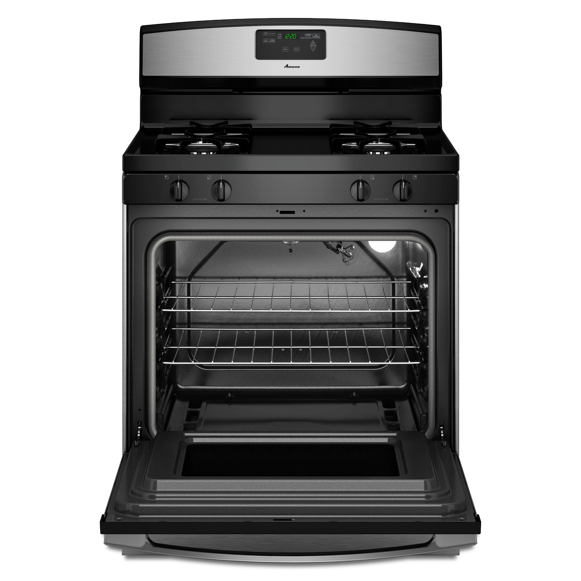 Amana AGR5630BDS 5.0 cu. ft. Gas Range - Stainless Steel