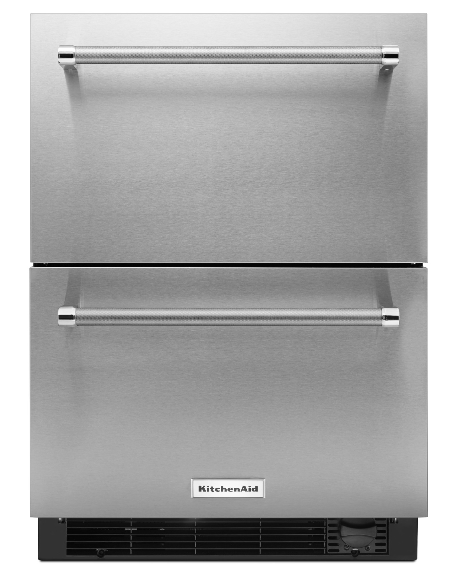 KitchenAid KUDF204ESB 4.7 cu. ft. Refrigerator/Freezer Drawer - Stainless Steel
