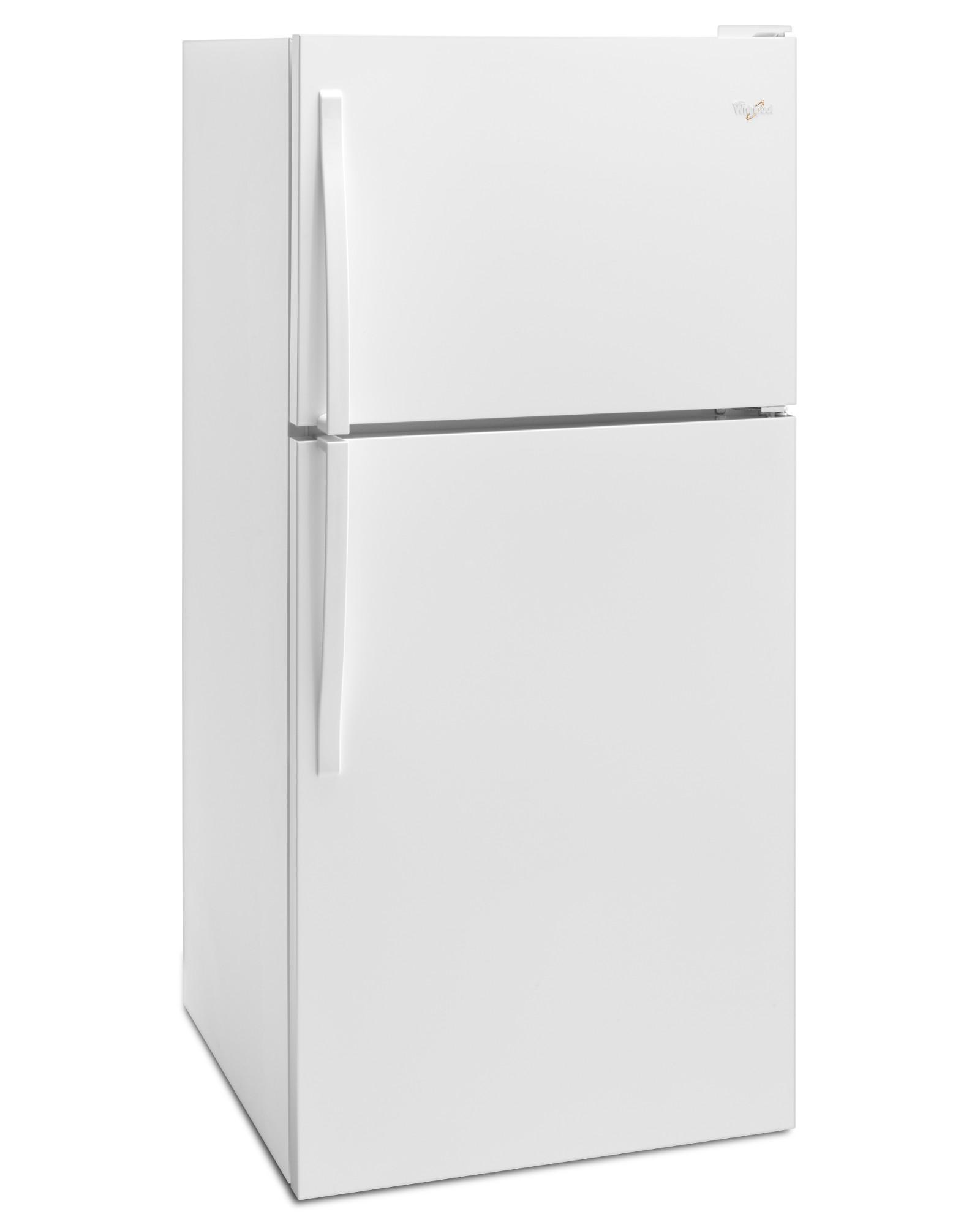 Whirlpool WRT108FZDW 18 cu. ft. Top Freezer Refrigerator  - White