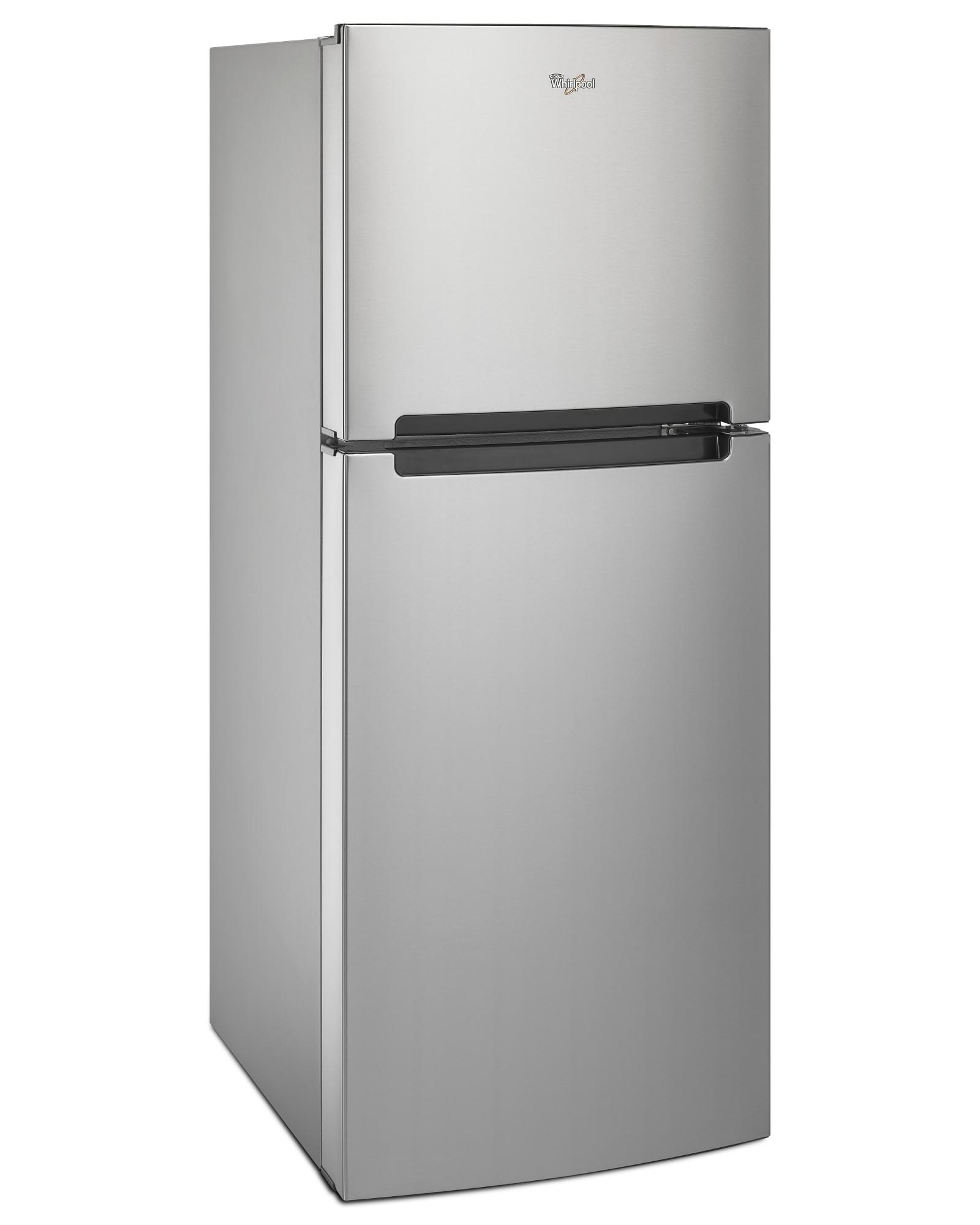 Whirlpool 11 cu. ft. Top Freezer Refrigerator - Stainless Steel