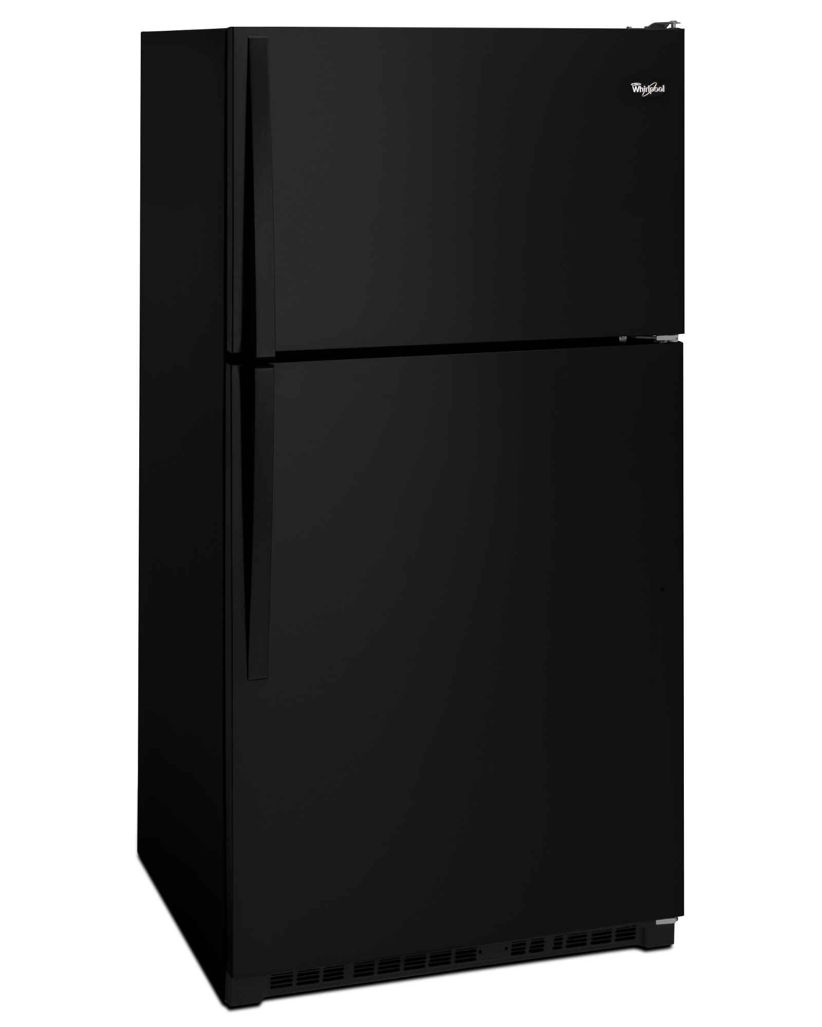 Whirlpool WRT311FZDB 20.5 cu. ft. Top Freezer Refrigerator - Black