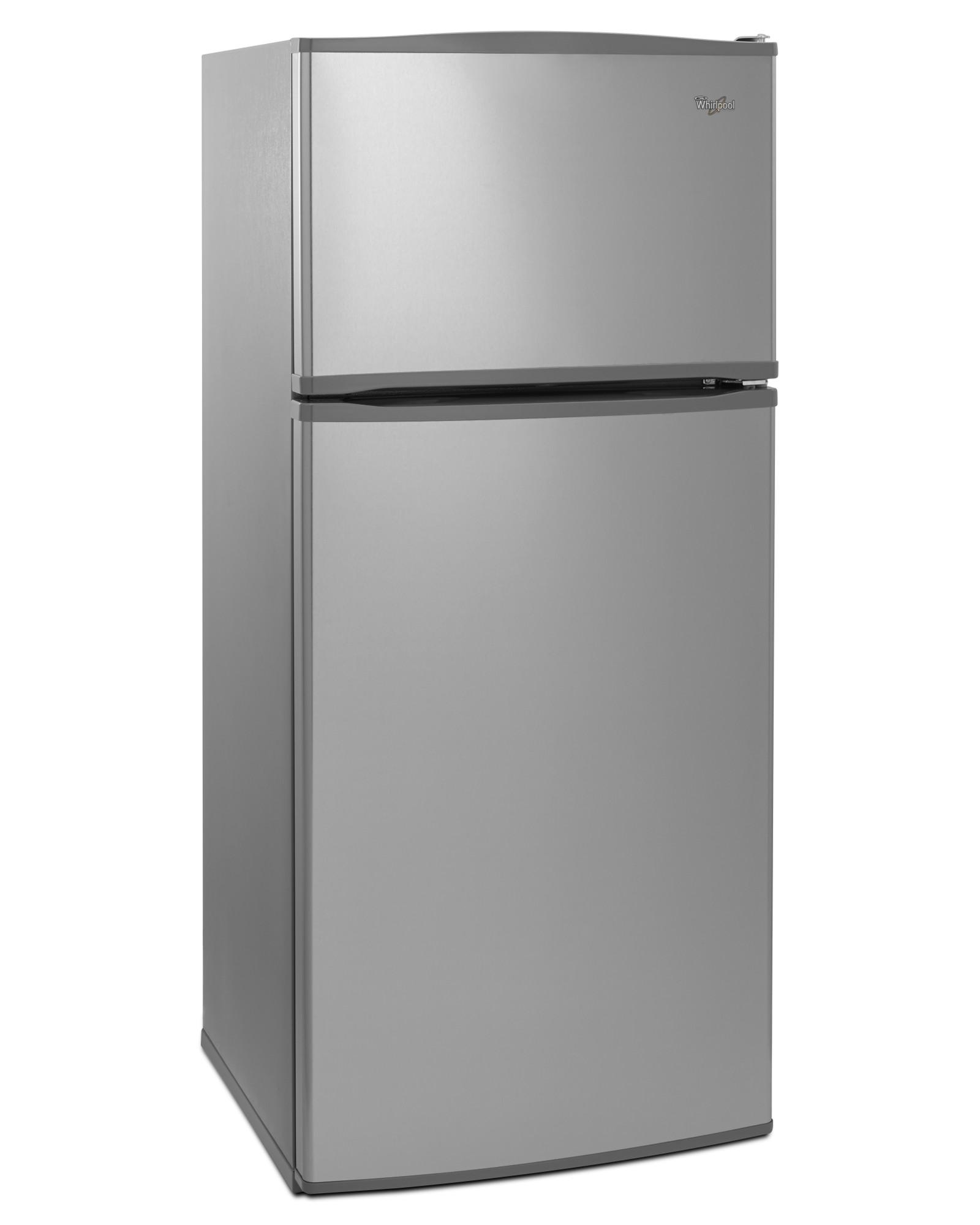 Whirlpool WRT316SFDM 16 cu. ft. Top Freezer Refrigerator - Stainless Steel