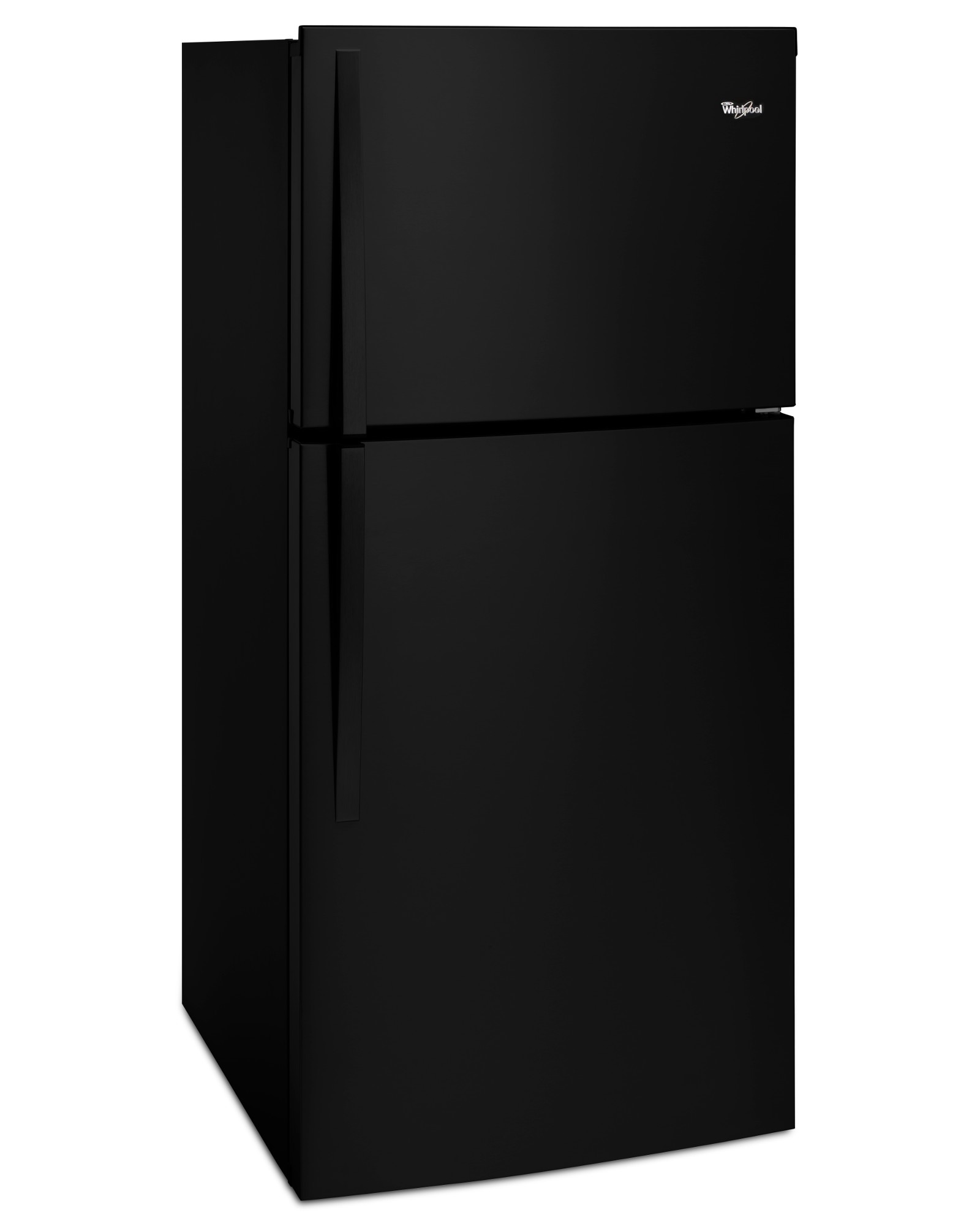 Whirlpool WRT549SZDB 19 cu. ft. Top Freezer Refrigerator - Black