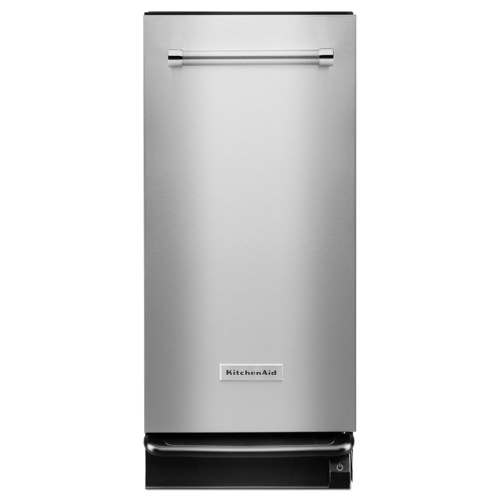 KitchenAid KTTS505ESS 1.4 cu. ft. Built-In Trash Compactor - Stainless Steel