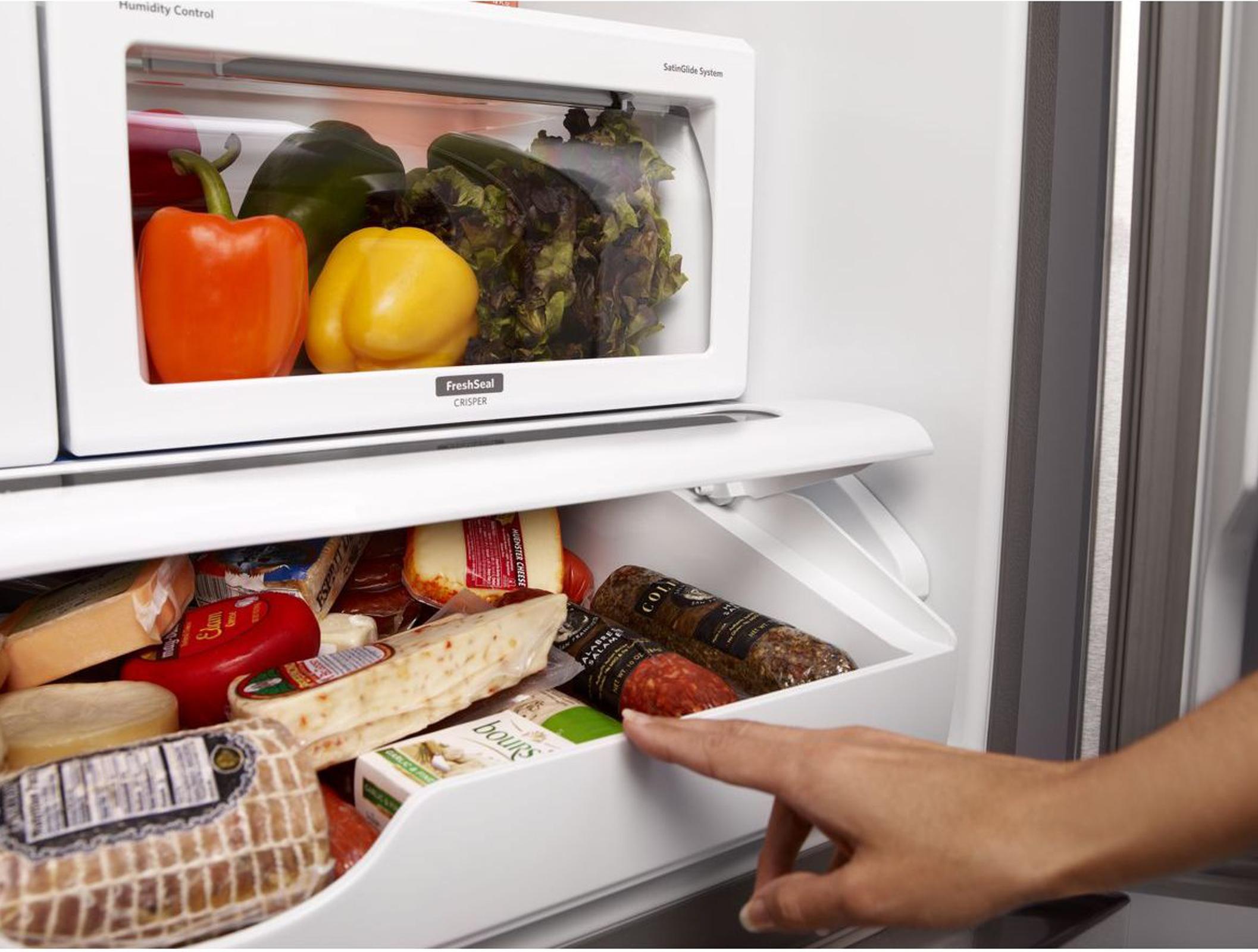 KitchenAid 21.9 cu. ft. French-Door Refrigerator