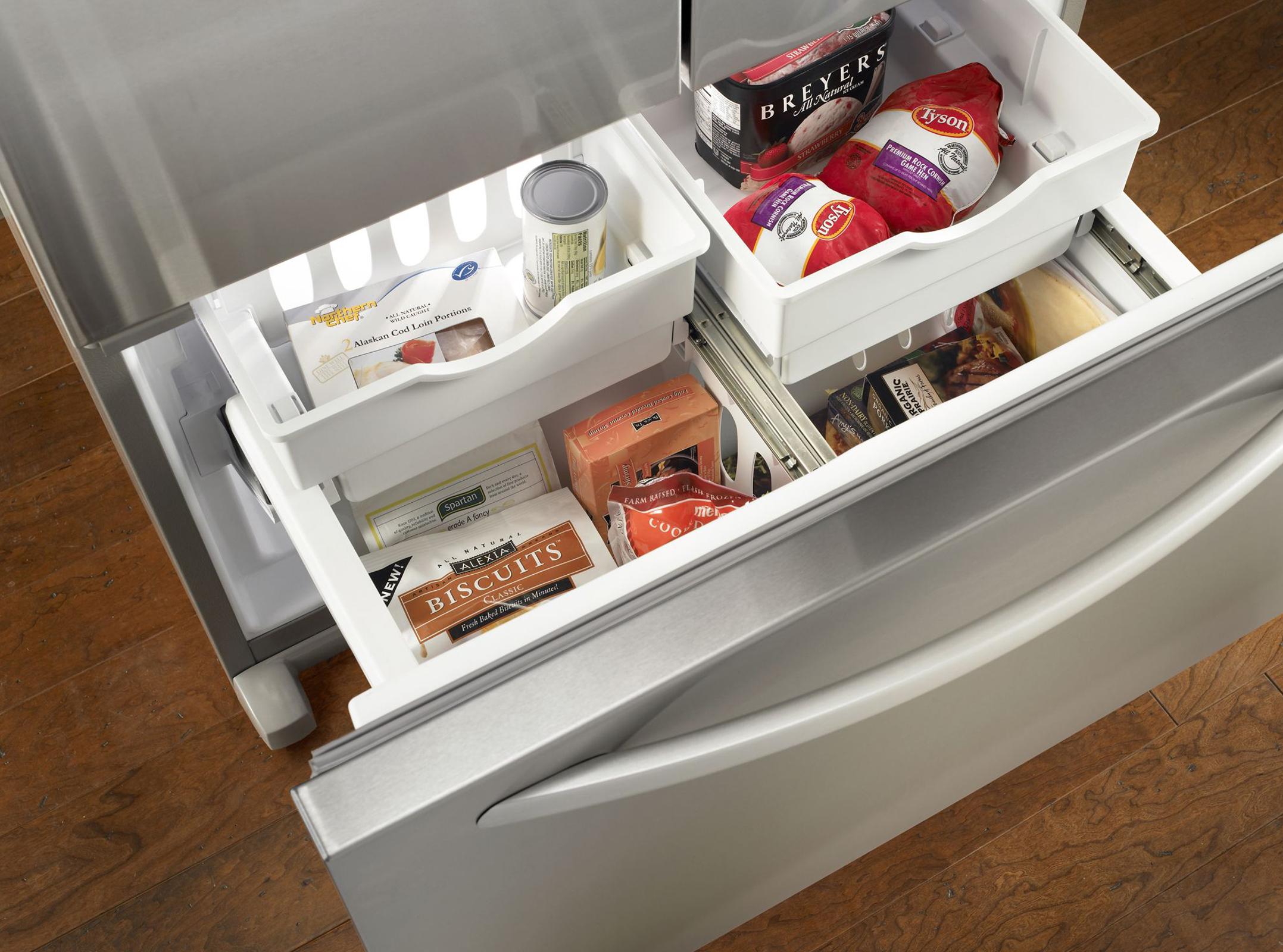 KitchenAid 19.7 cu. Ft. Series II French Door Refrigerator