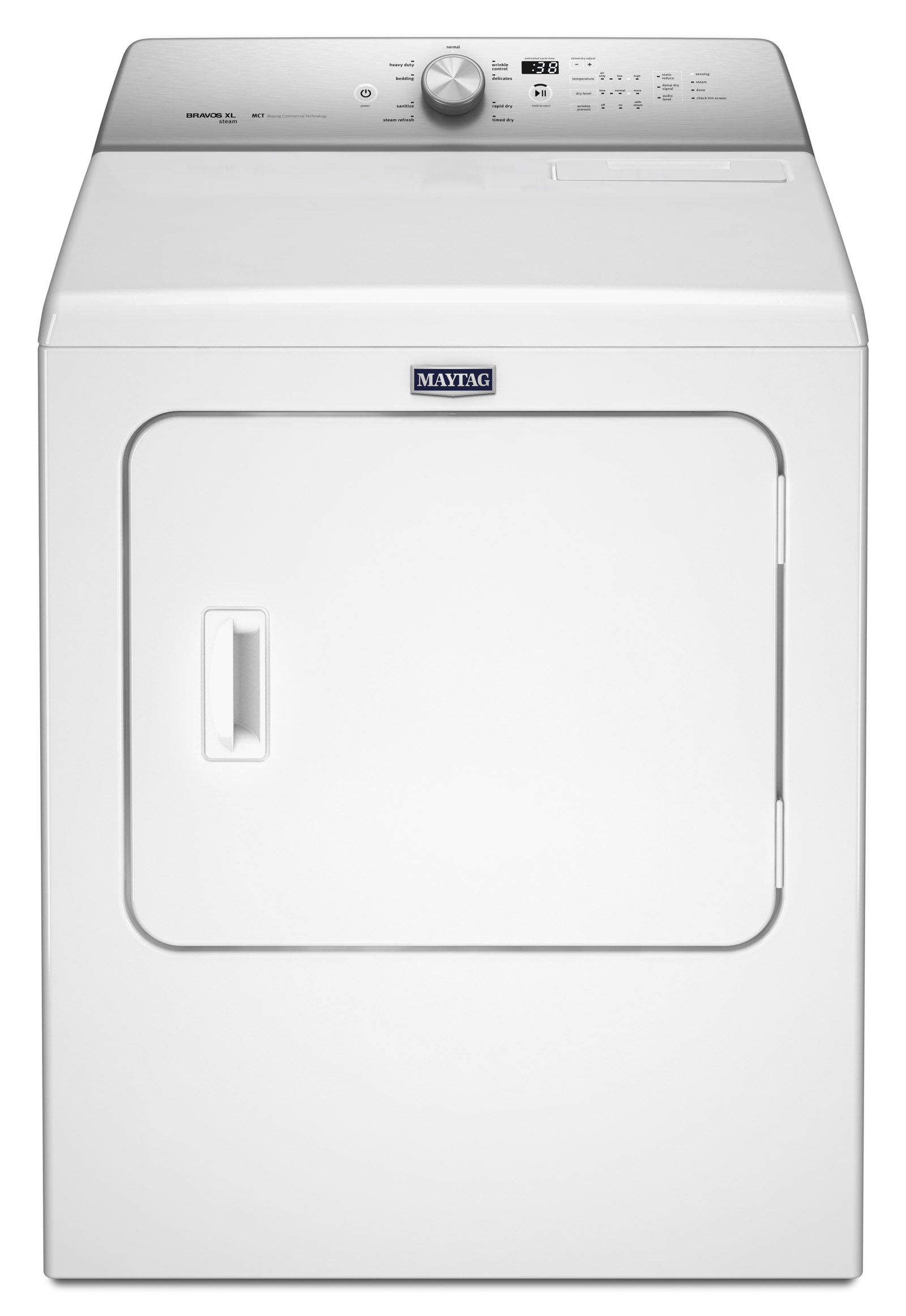 Maytag MGDB755DW 7.0 cu. ft. Gas Dryer - White