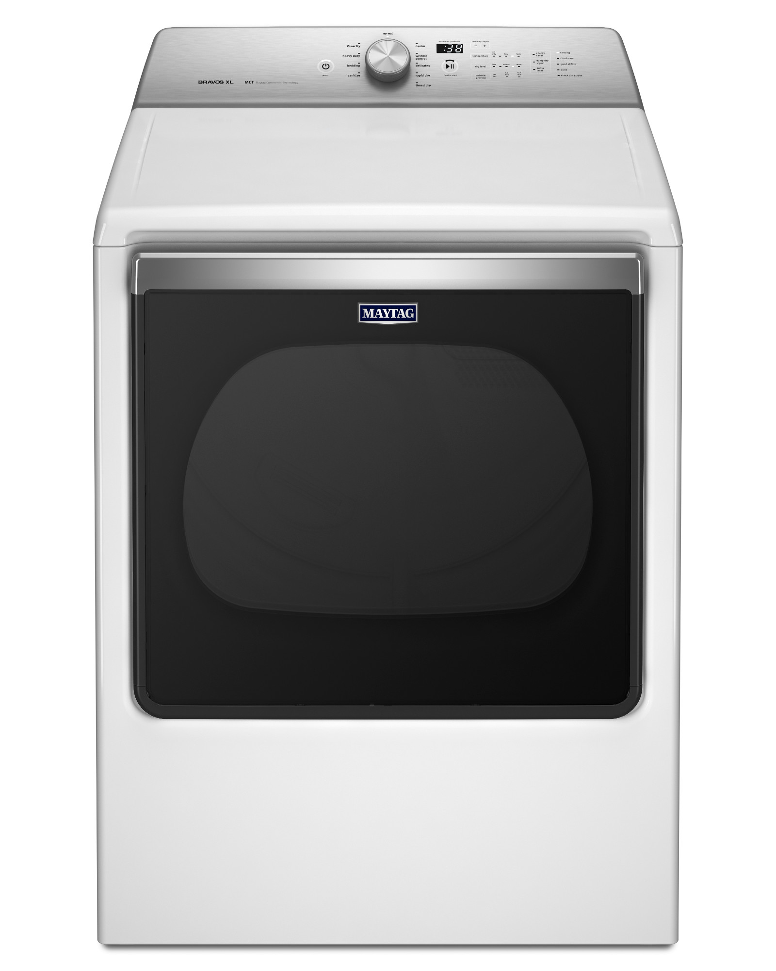 Maytag MGDB855DW 8.8 cu. ft. High-Capacity Gas Dryer - White