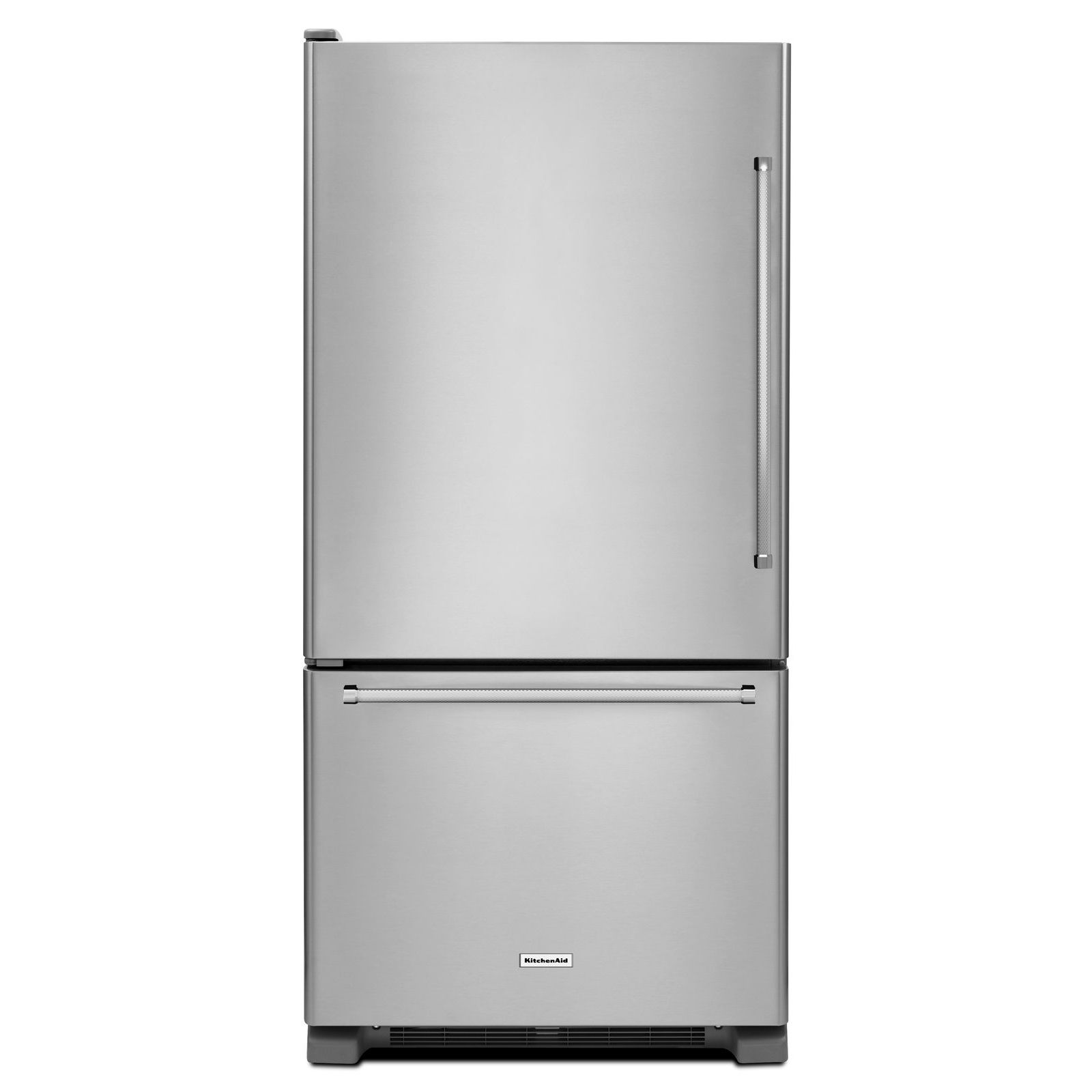 KitchenAid KRBL102ESS 22 cu. ft. Bottom Mount Refrigerator - Stainless Steel