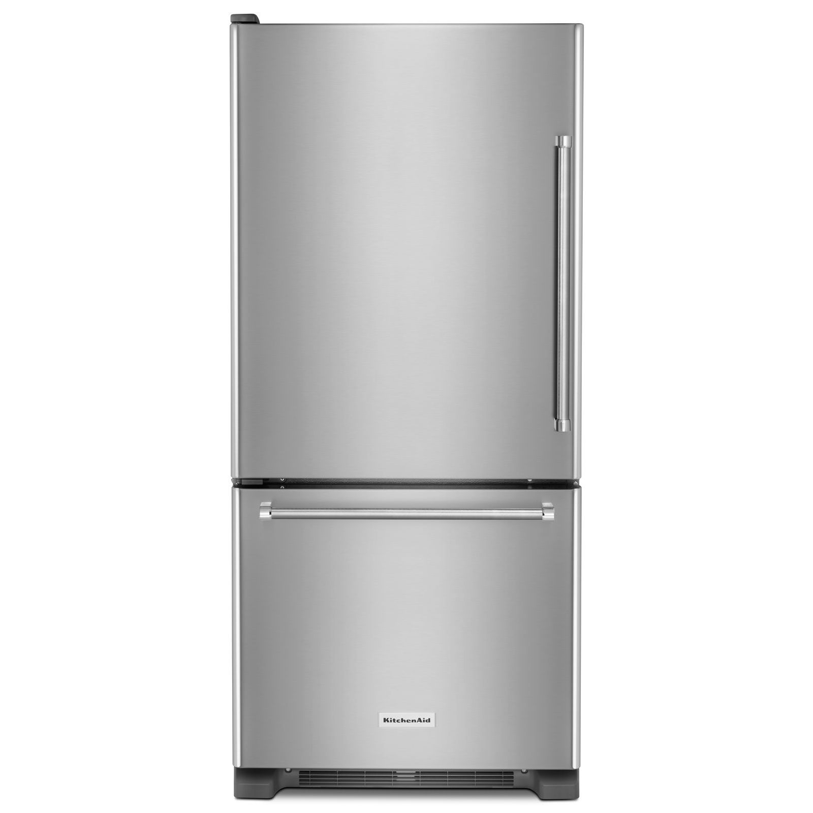 KitchenAid KRBL109ESS 19 cu. ft. Bottom Mount Refrigerator - Stainless Steel