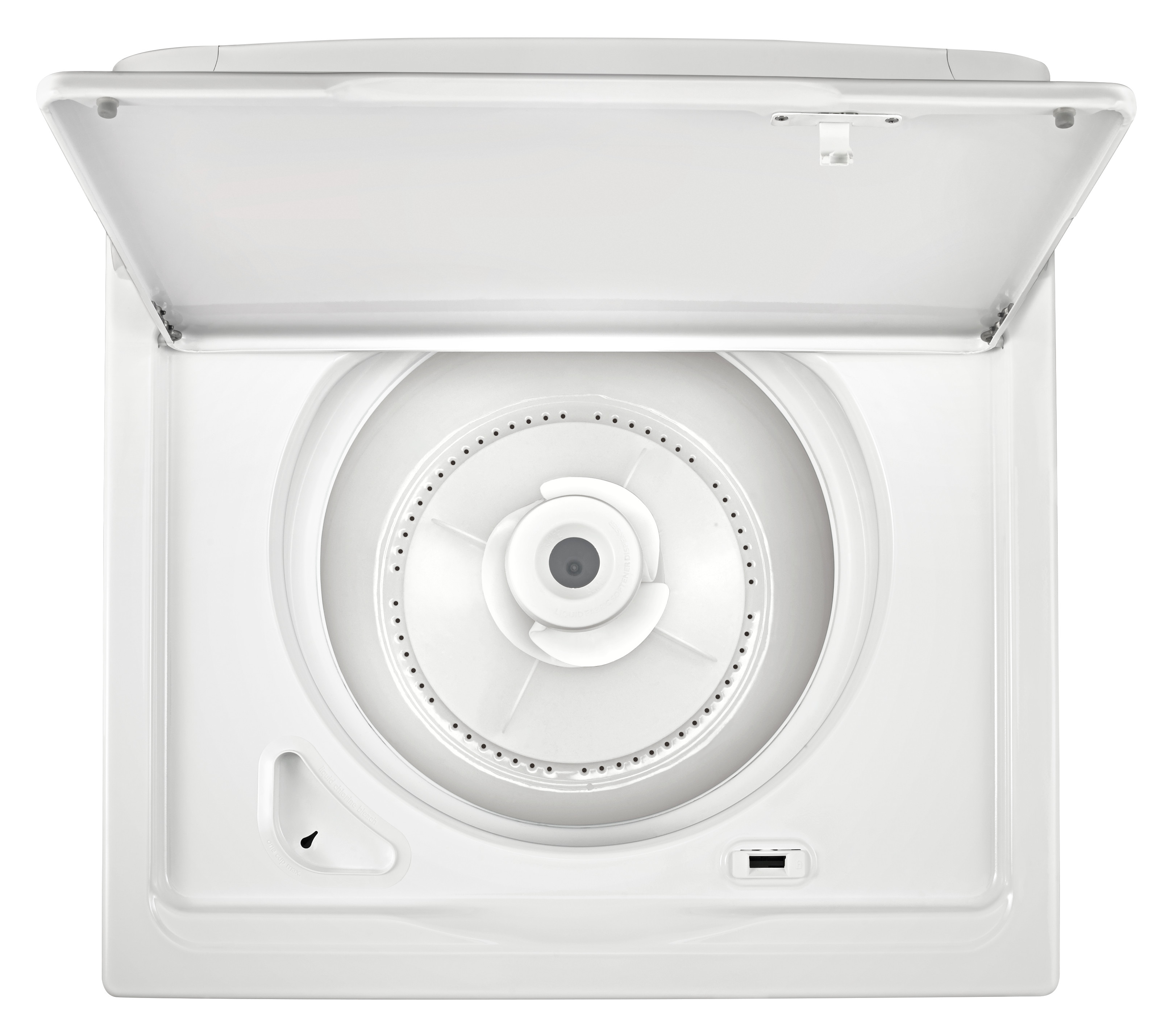 Whirlpool WTW4816FW 3.5 cu. ft. Top Load Washer w/ Deep Water Wash Option - White