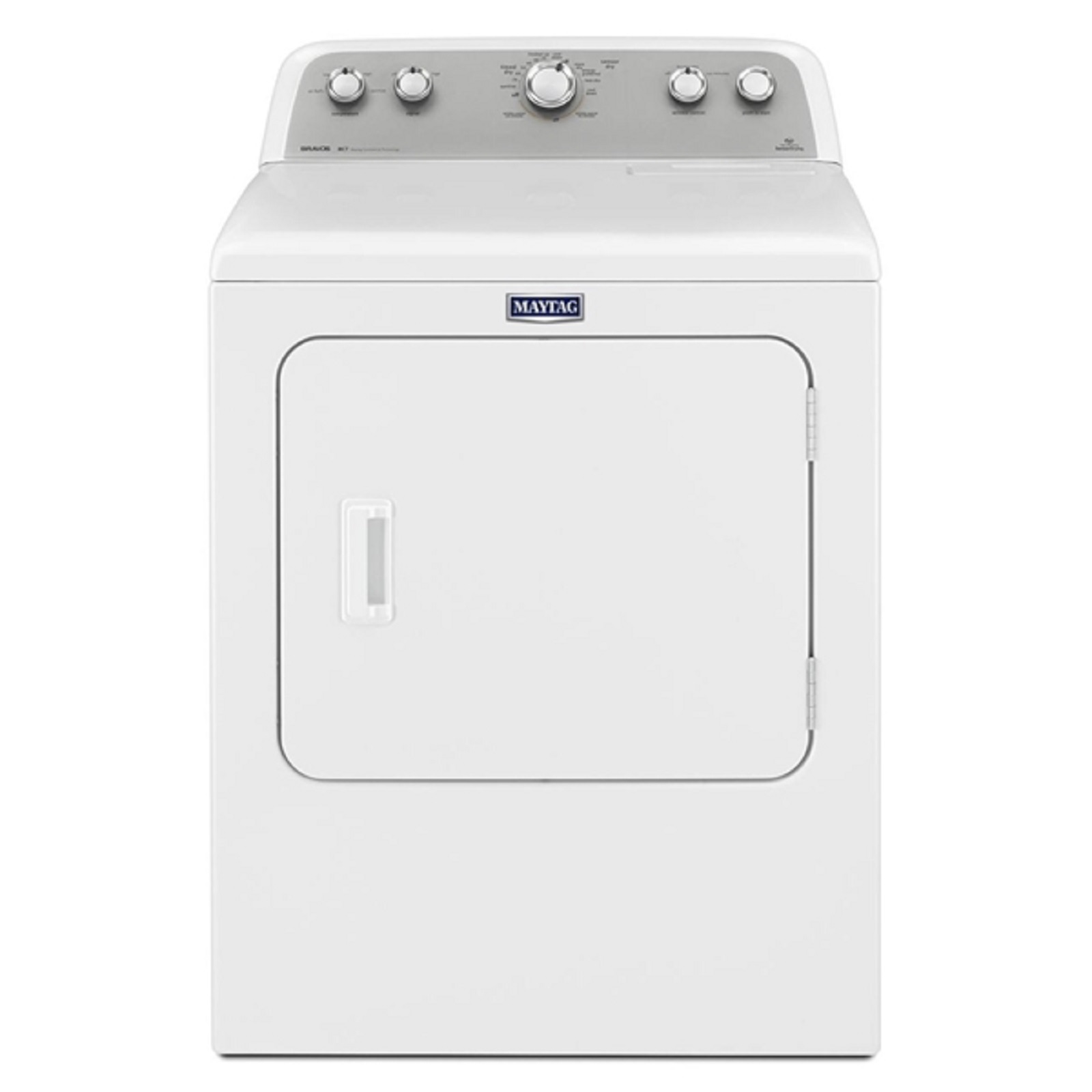 Maytag 7 Cu. Ft. White Gas Dryer - MGDC415EW